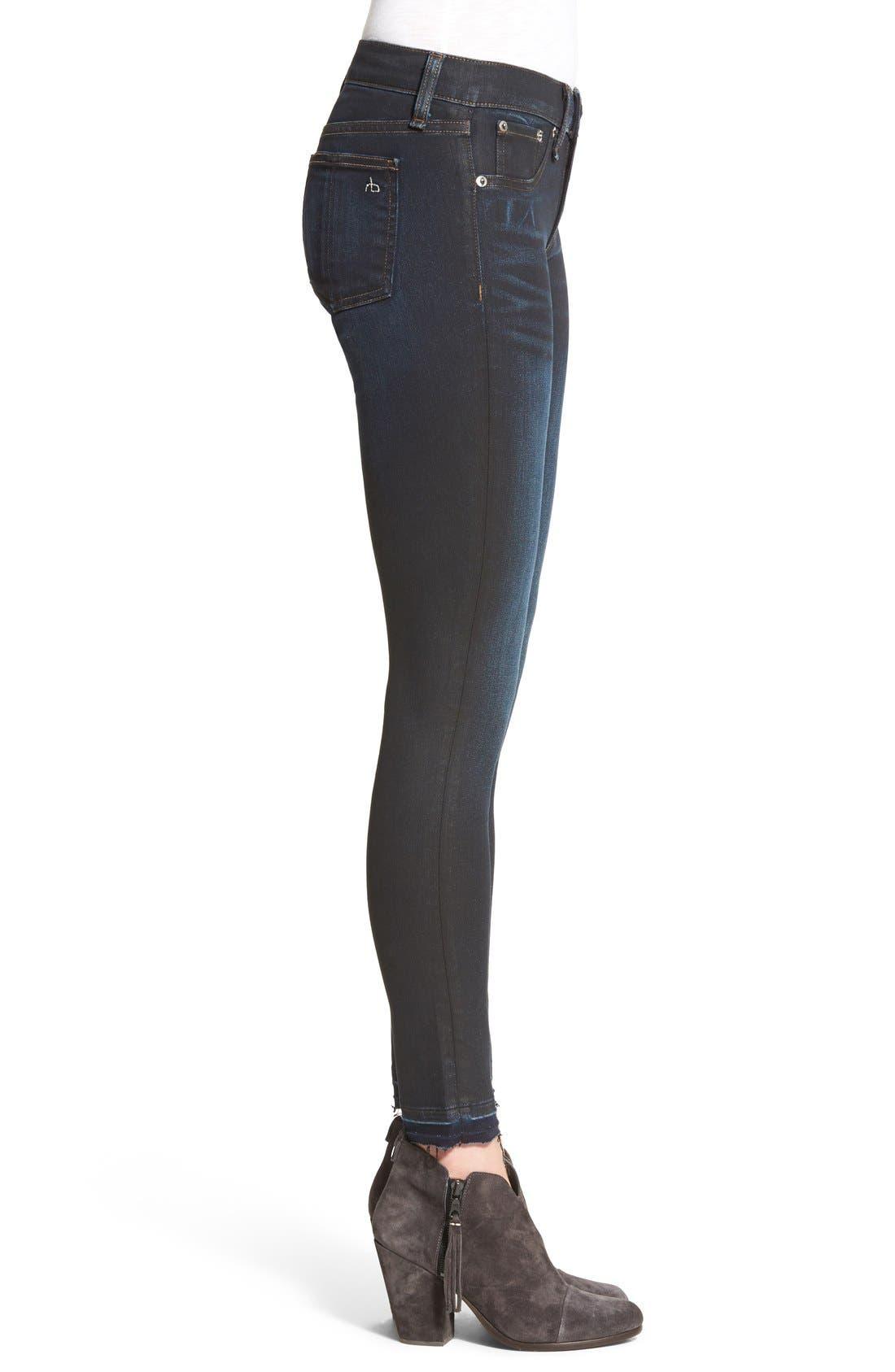 'The Skinny' Skinny Jeans,                             Alternate thumbnail 4, color,                             406