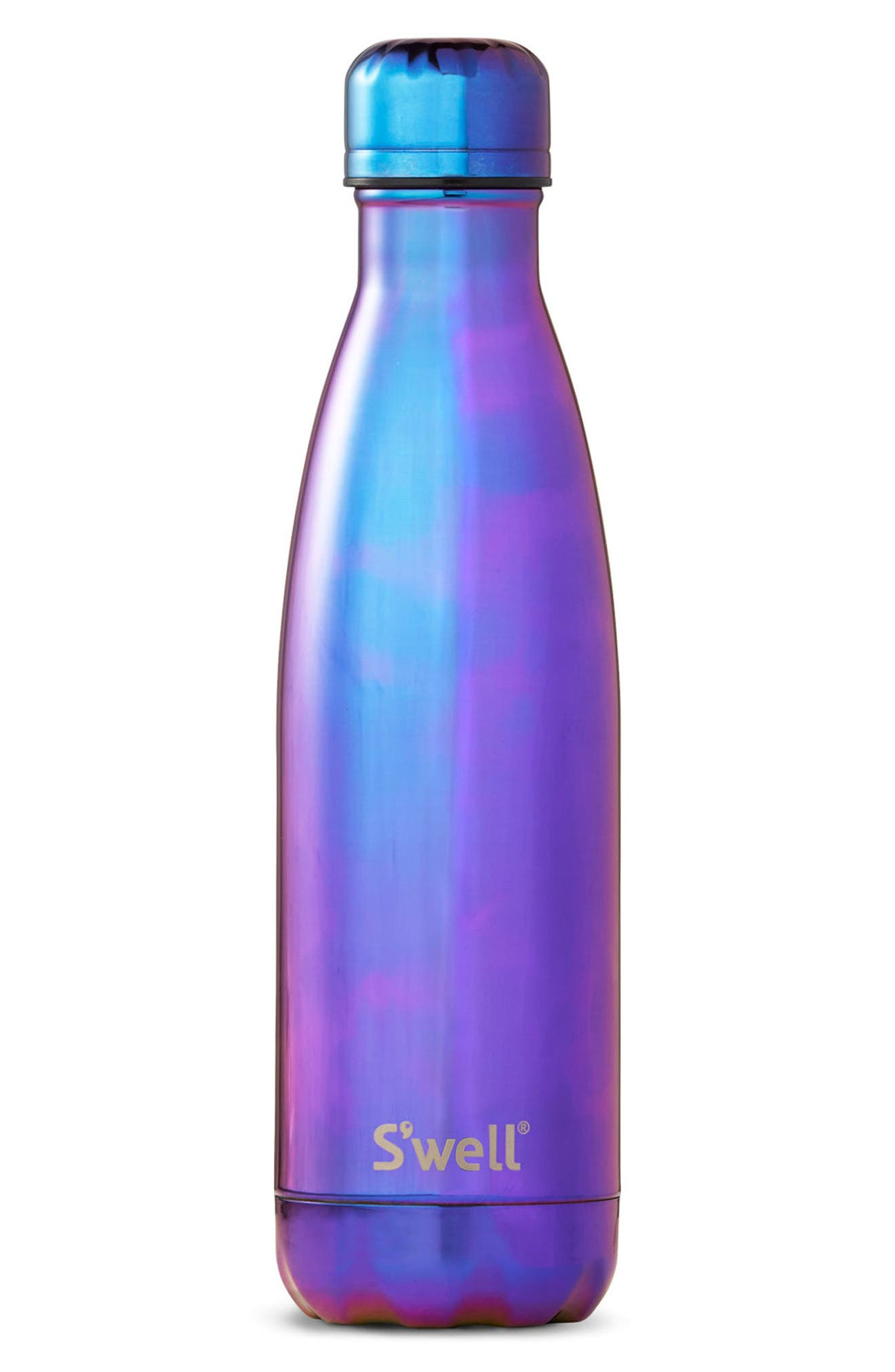 S'WELL,                             Ultraviolet Insulated Stainless Steel Water Bottle,                             Alternate thumbnail 2, color,                             500