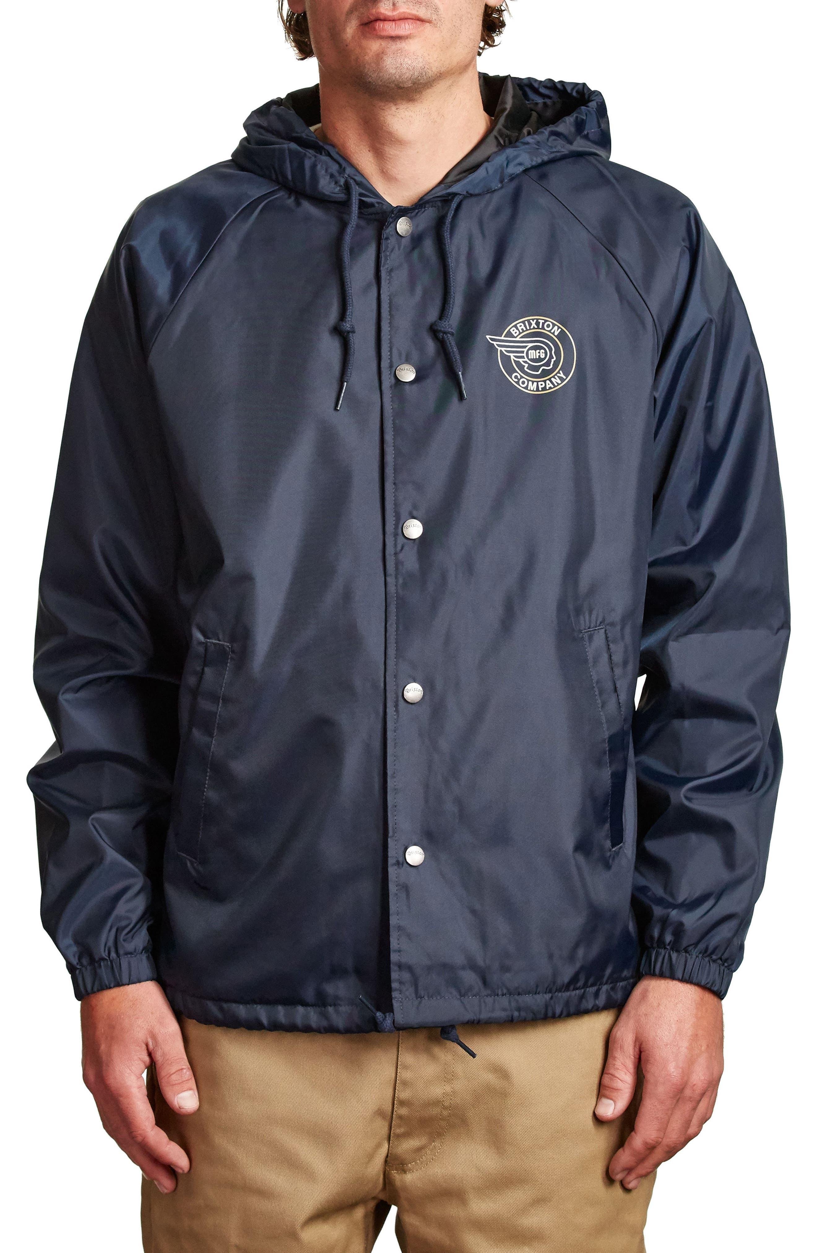 Mercury Coach's Jacket,                         Main,                         color,