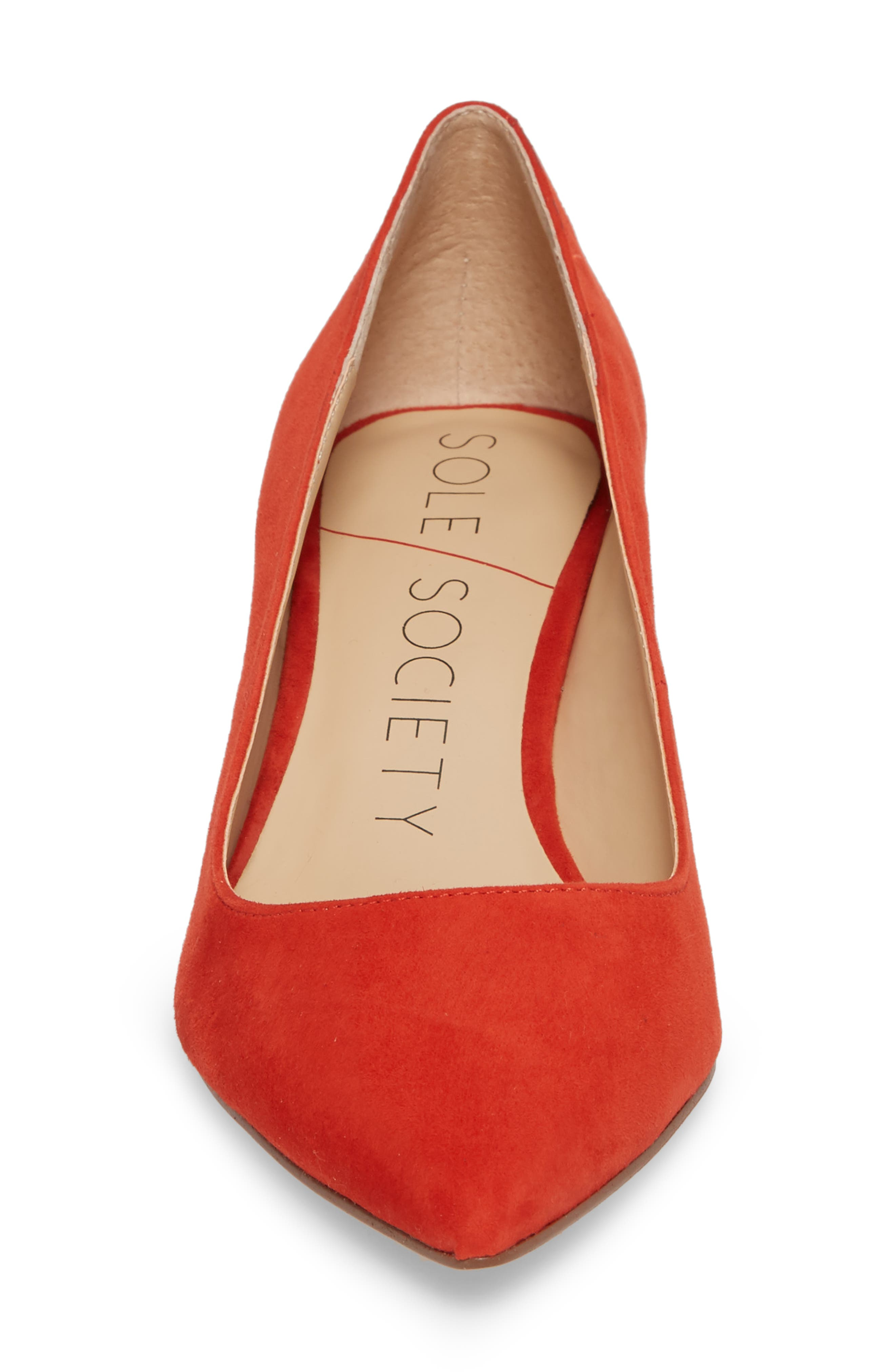 Andorra Genuine Calf Hair Pump,                             Alternate thumbnail 20, color,
