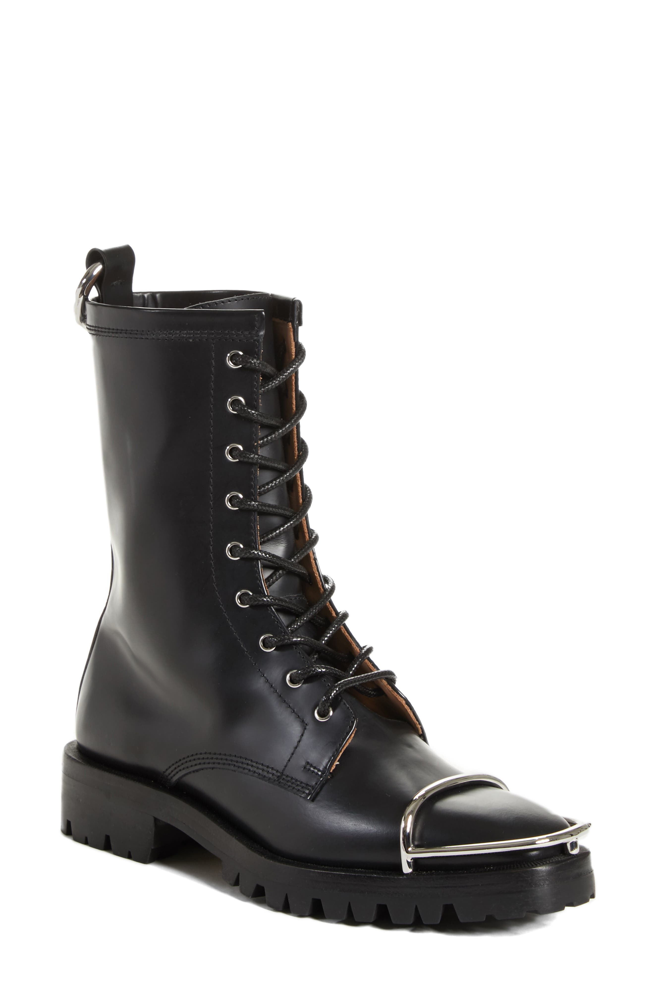 Alexander Wang Kennah Combat Boot