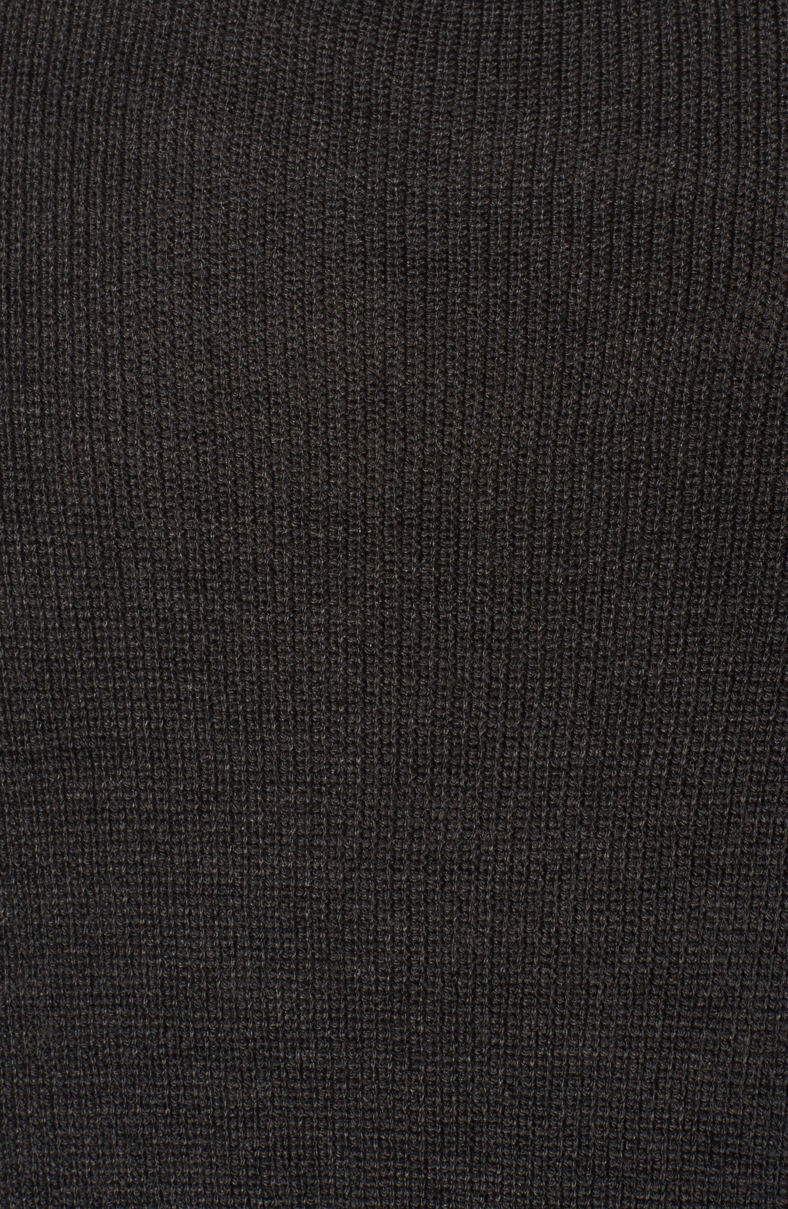 Cowl Neck Ribbed Trim Pullover,                             Alternate thumbnail 26, color,
