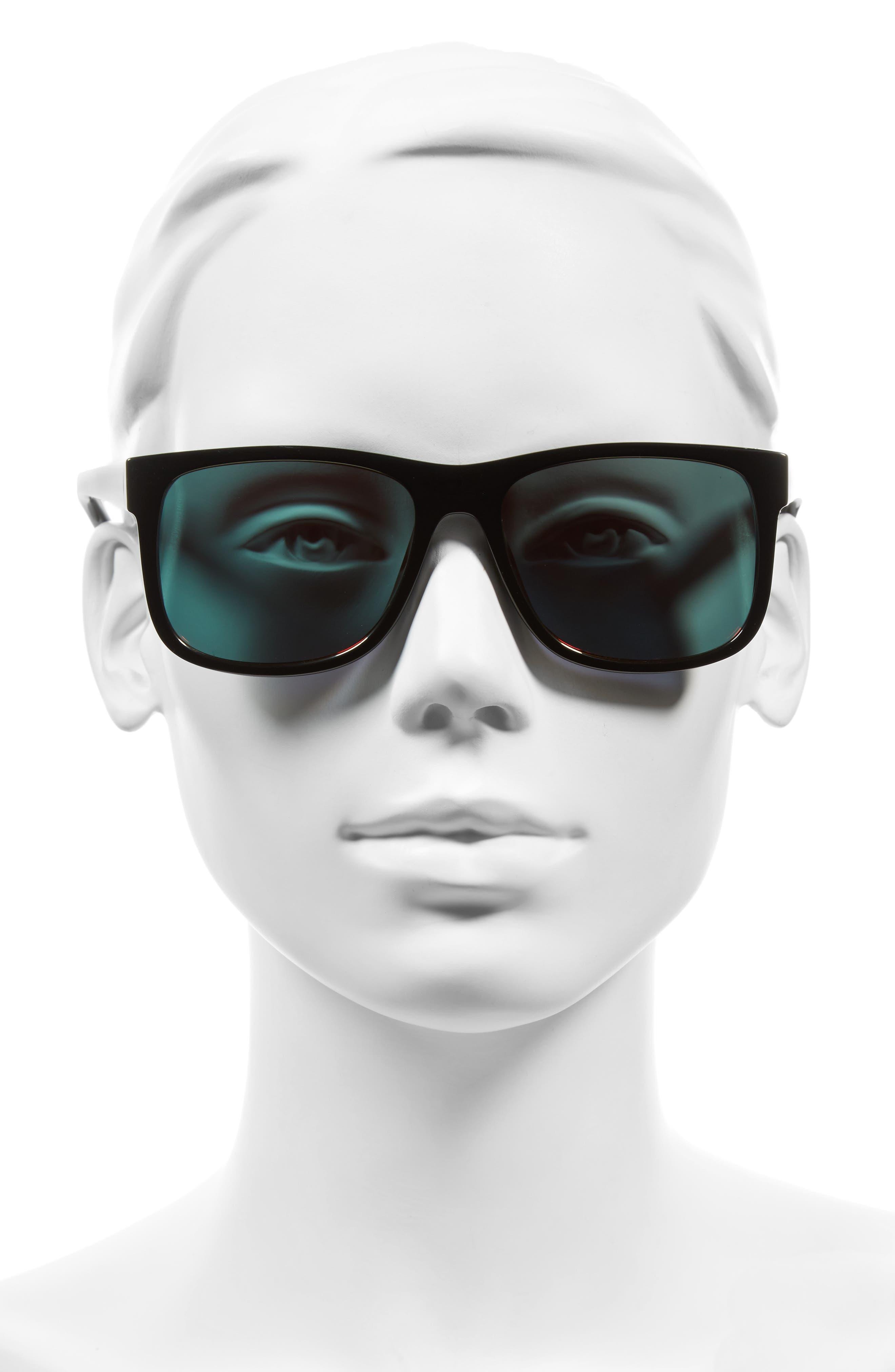 Main 54mm Polarized Sunglasses,                             Alternate thumbnail 6, color,
