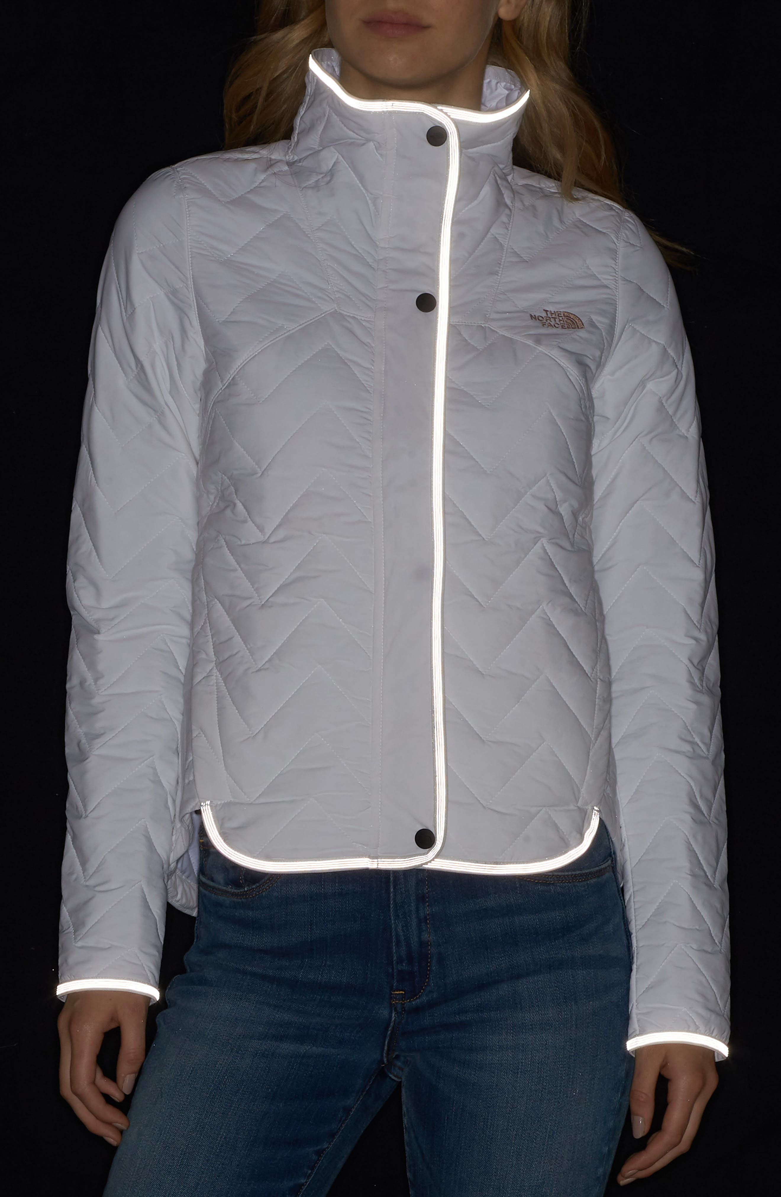 Westborough Insulated Jacket,                             Alternate thumbnail 4, color,                             BRIGHT WHITE
