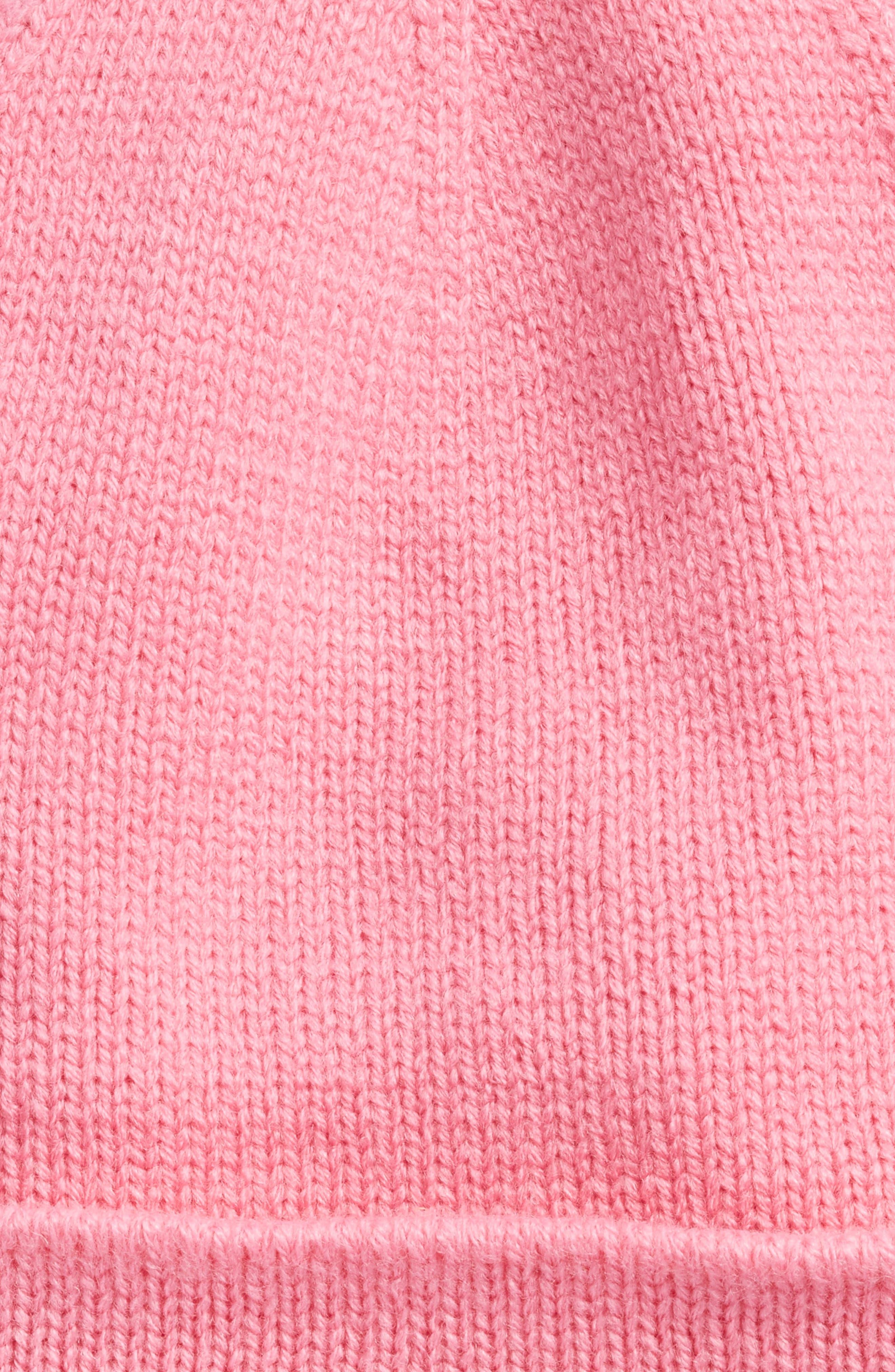 half bow beanie,                             Alternate thumbnail 12, color,