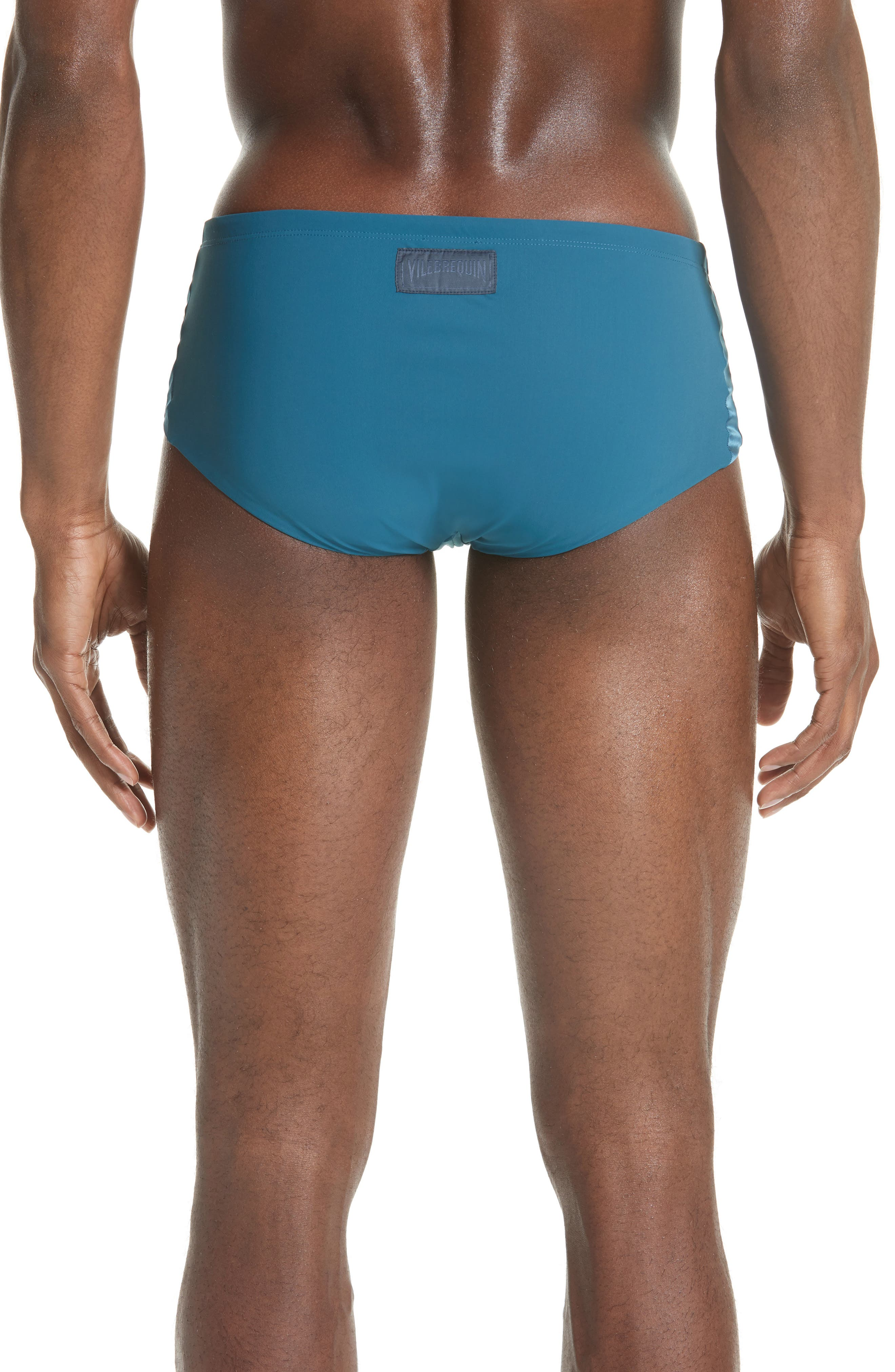 Smoking Jersey Swim Briefs,                             Alternate thumbnail 2, color,                             EMBRUNS