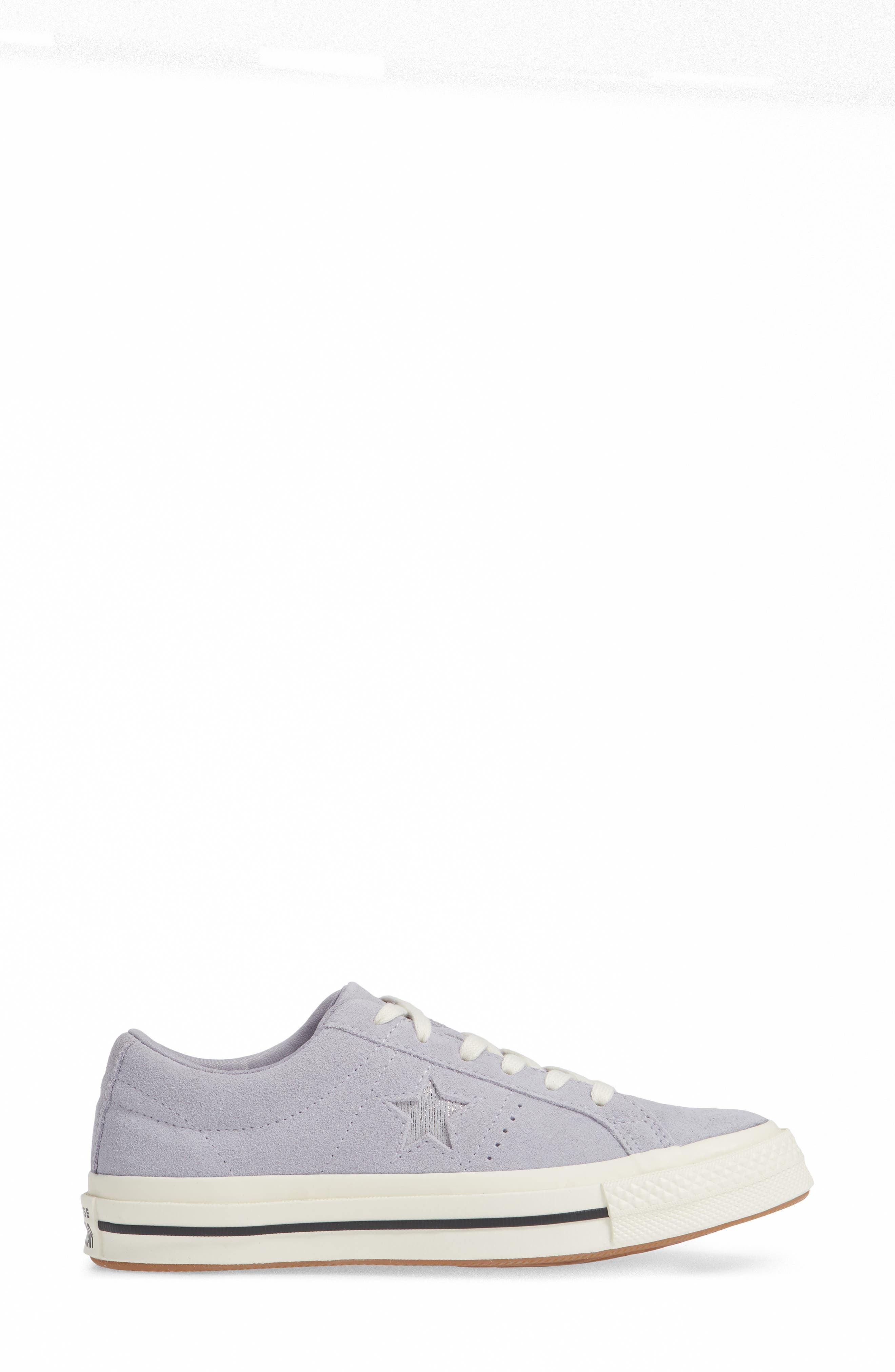 One Star Suede Low Top Sneaker,                             Alternate thumbnail 12, color,