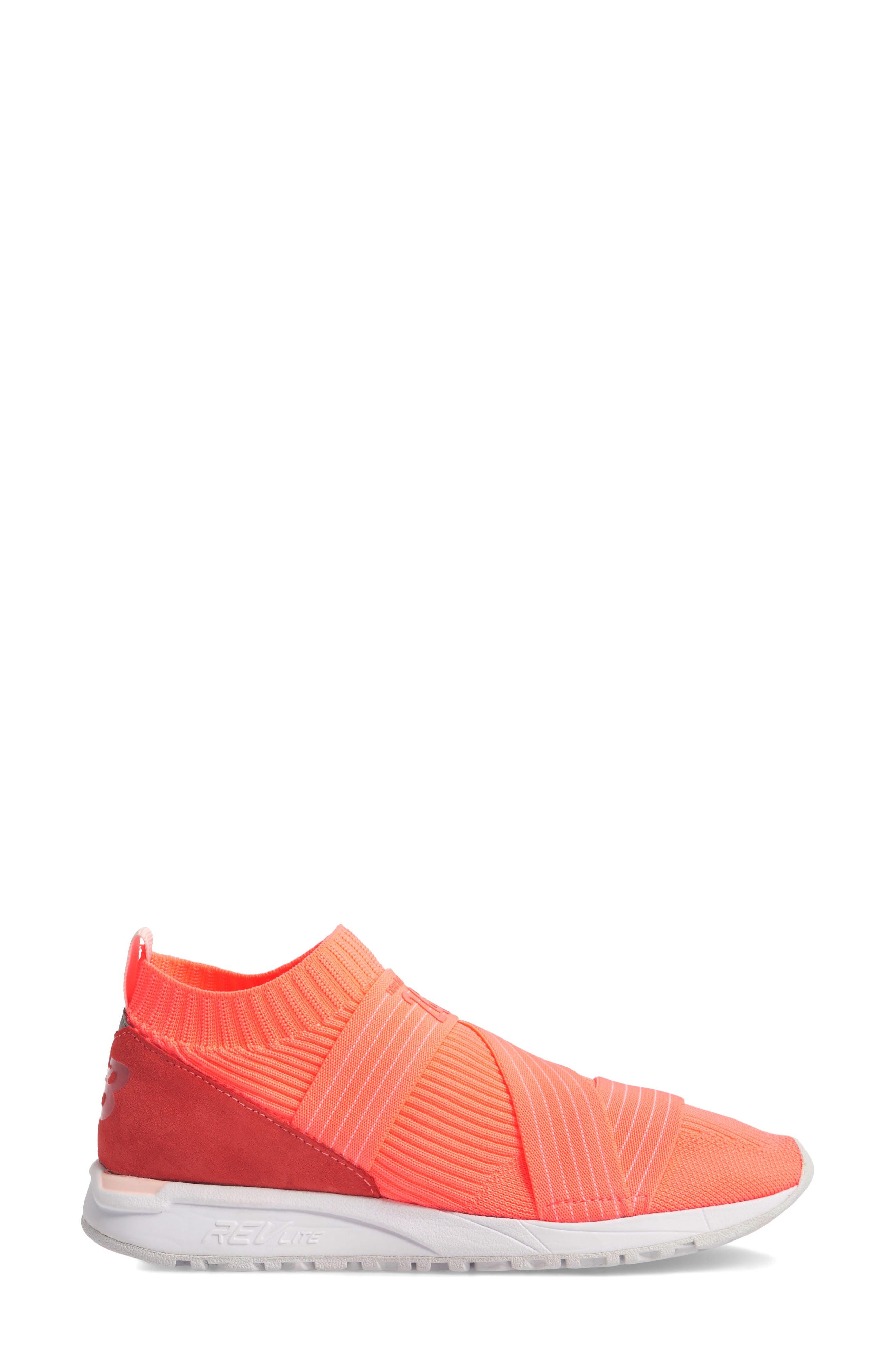 247 Knit Sneaker,                             Alternate thumbnail 6, color,