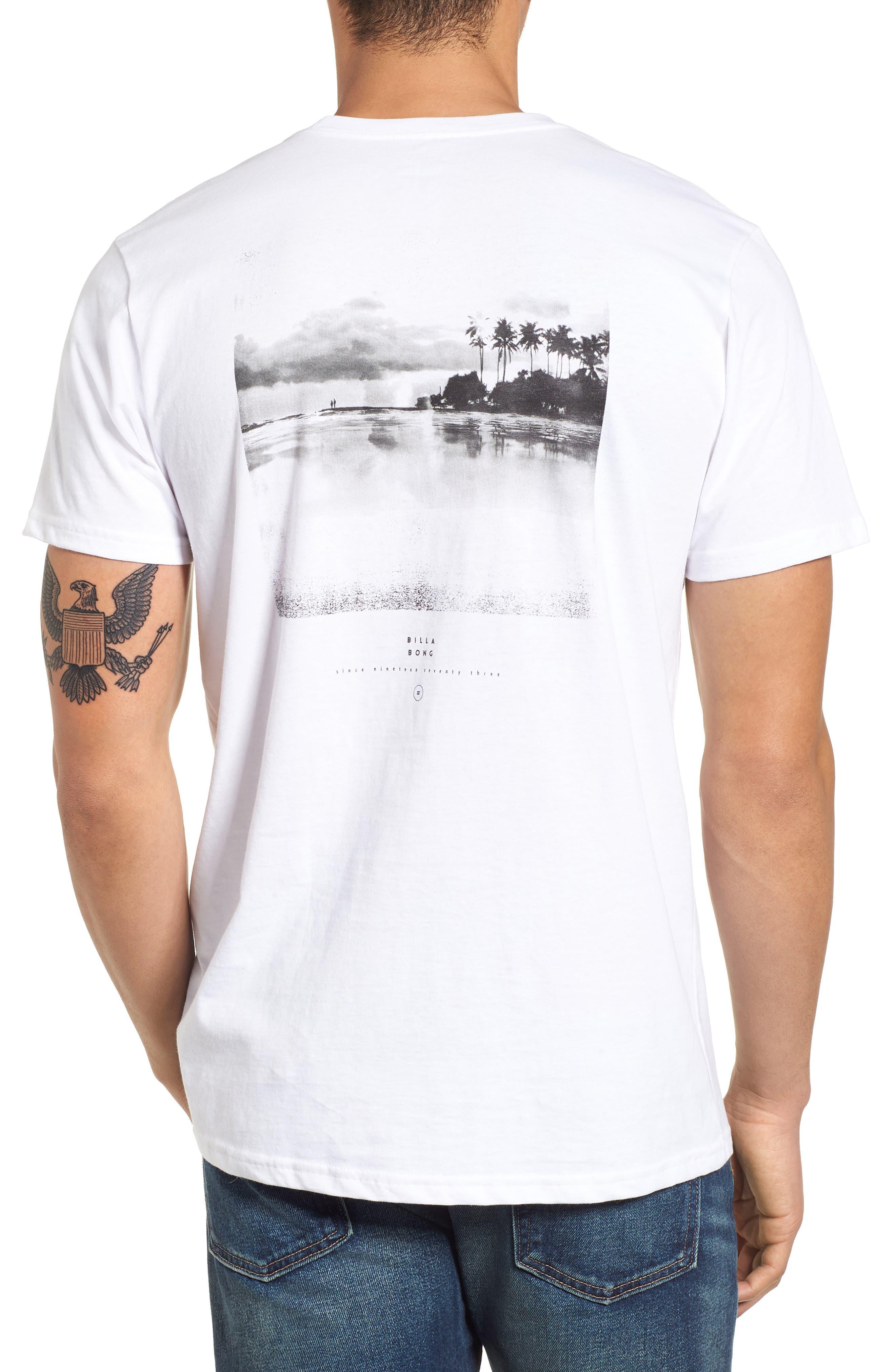 Mood Graphic T-Shirt,                             Alternate thumbnail 2, color,                             100