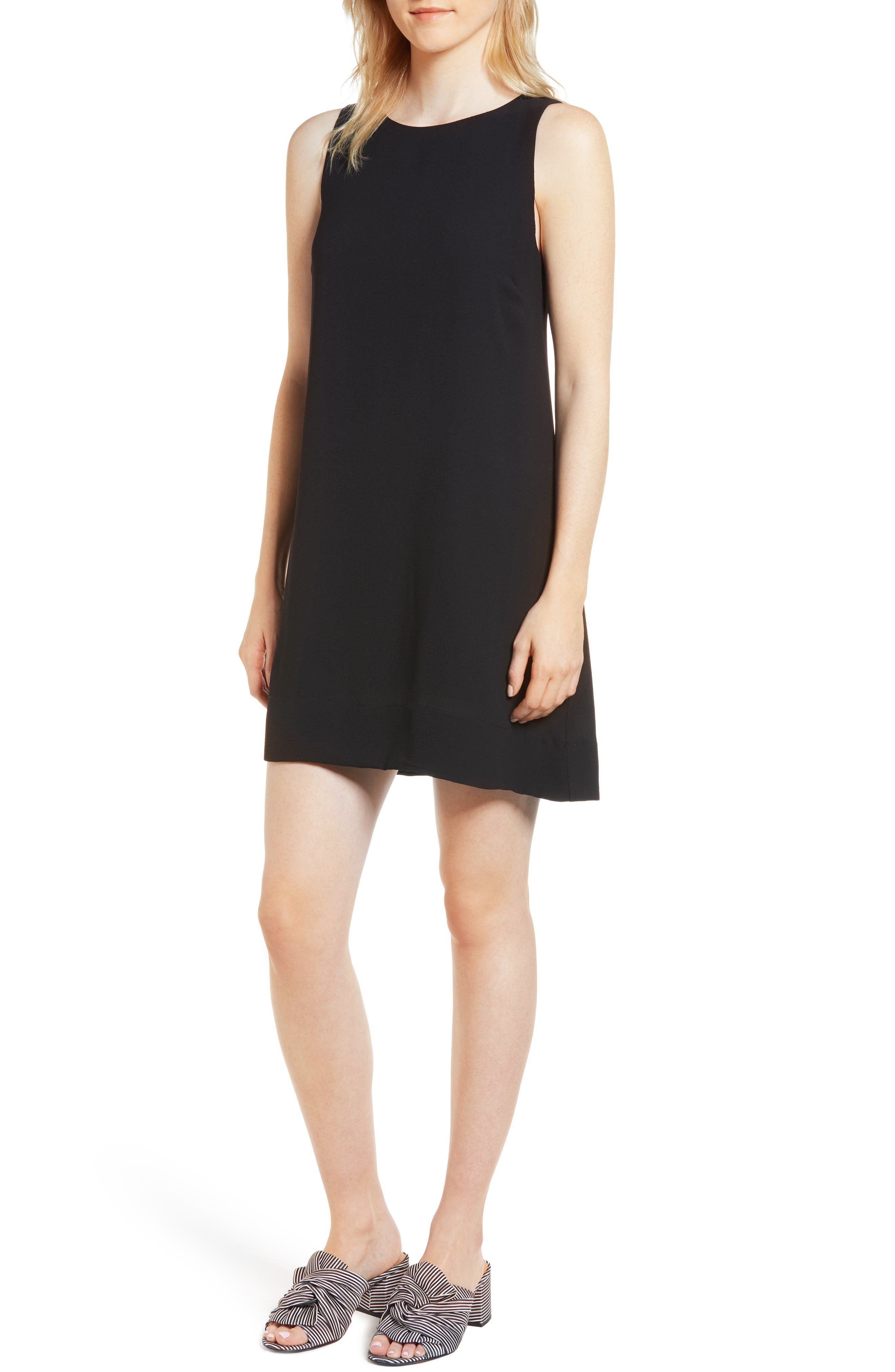 x Living in Yellow Becca Tank Dress,                         Main,                         color, 001