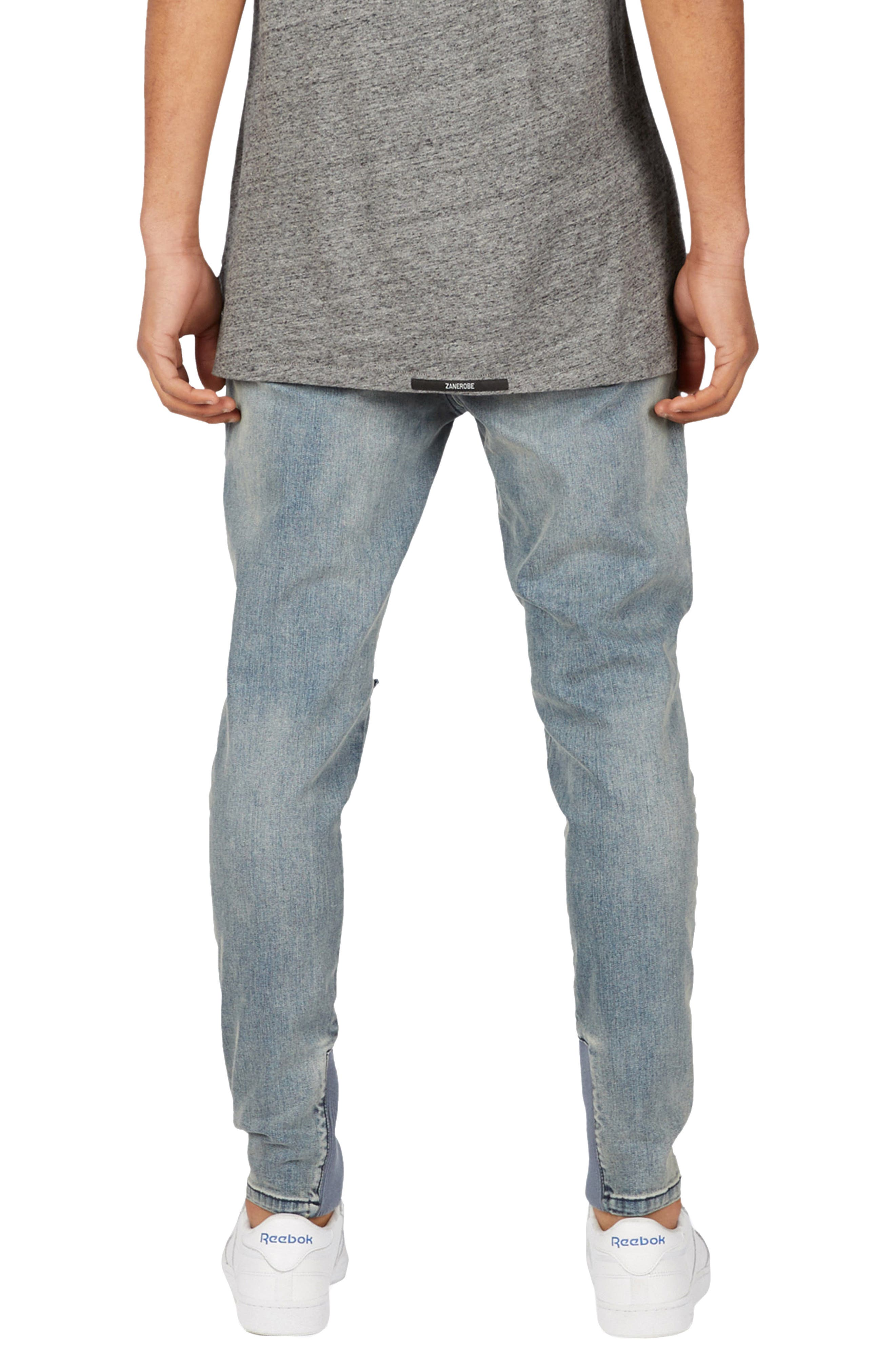 Sharpshot Slouchy Slim Fit Jeans,                             Alternate thumbnail 2, color,