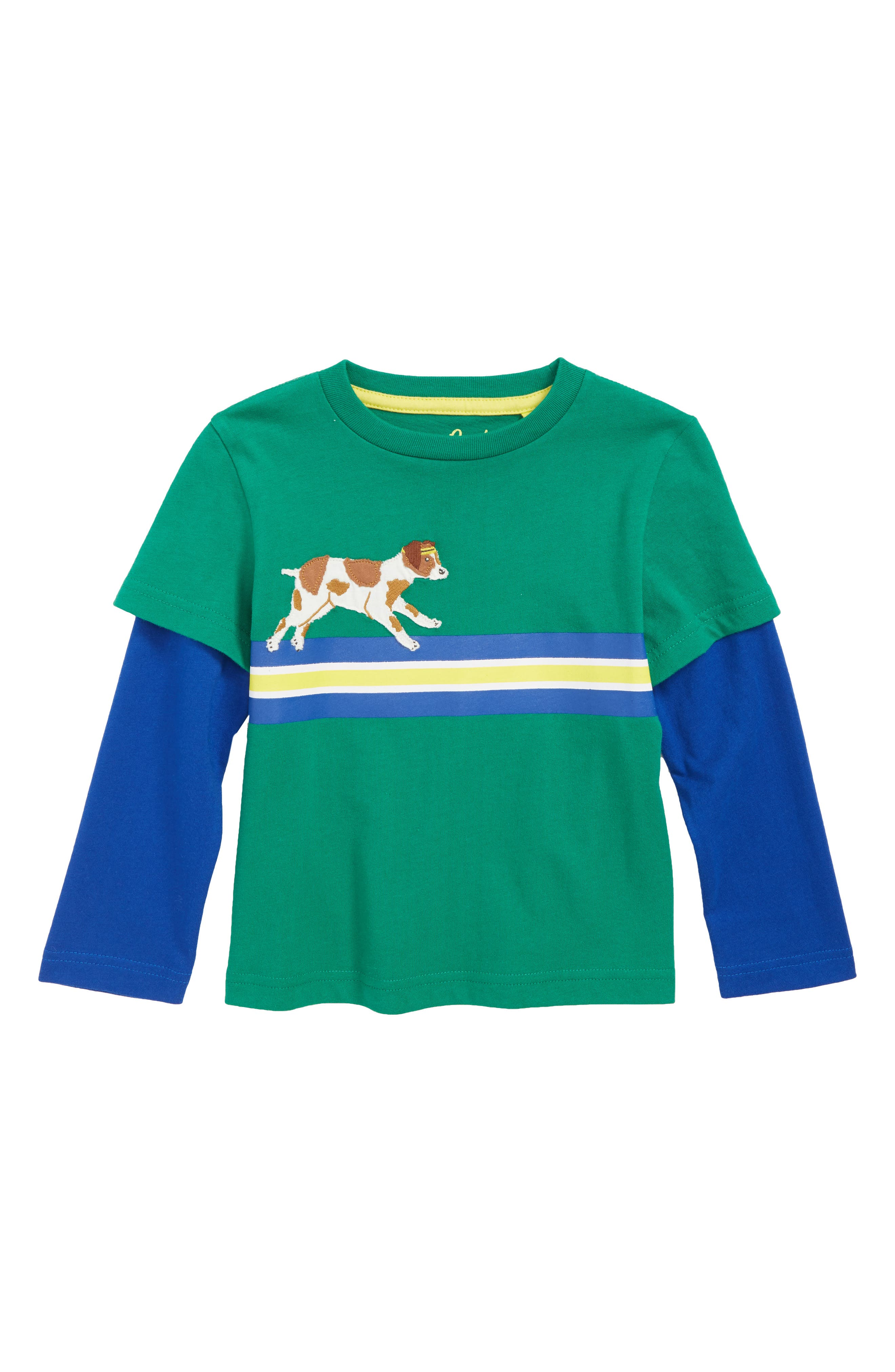 Active Animals Layered T-Shirt,                             Main thumbnail 1, color,                             315