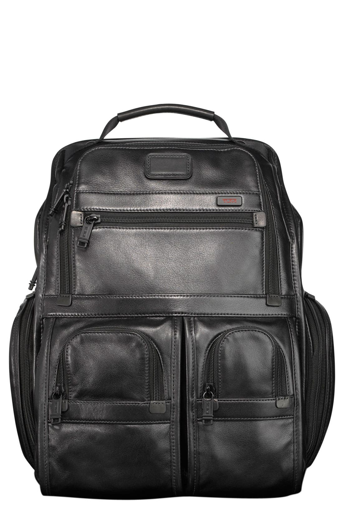 'Alpha' Laptop Backpack,                             Main thumbnail 1, color,                             001