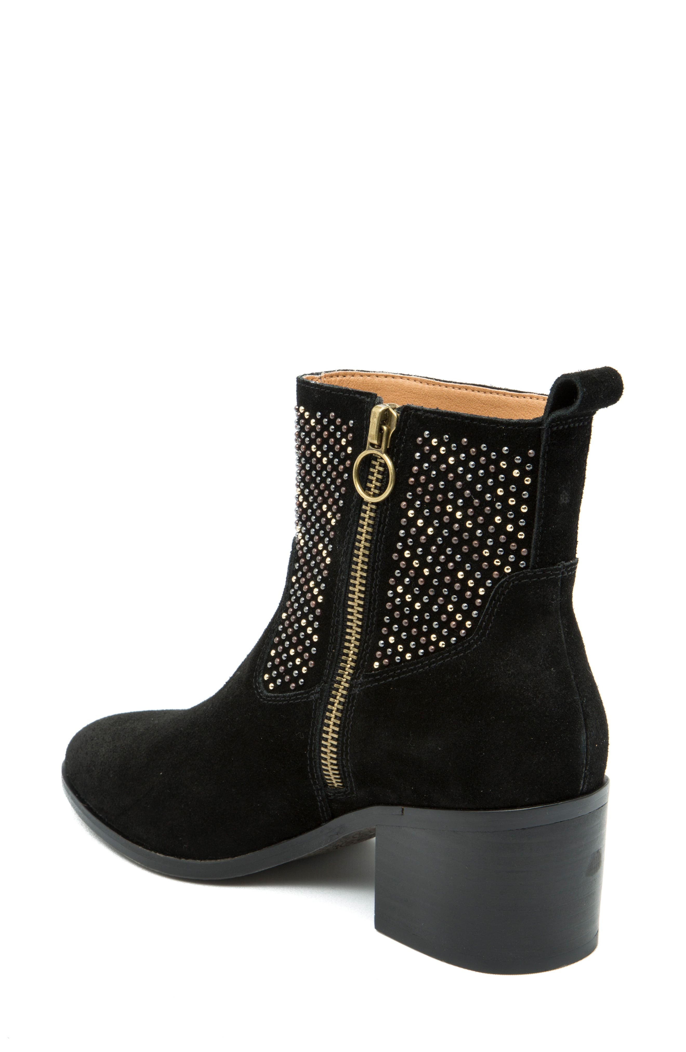 Dosa Studded Bootie,                             Alternate thumbnail 2, color,
