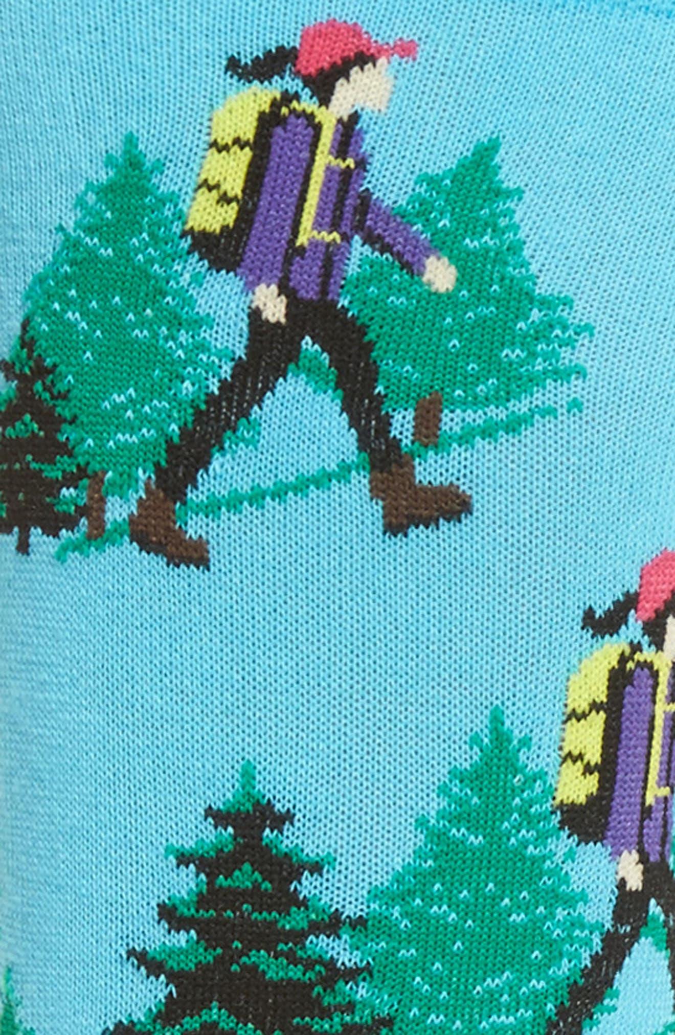 Hiker Socks,                             Alternate thumbnail 2, color,                             468