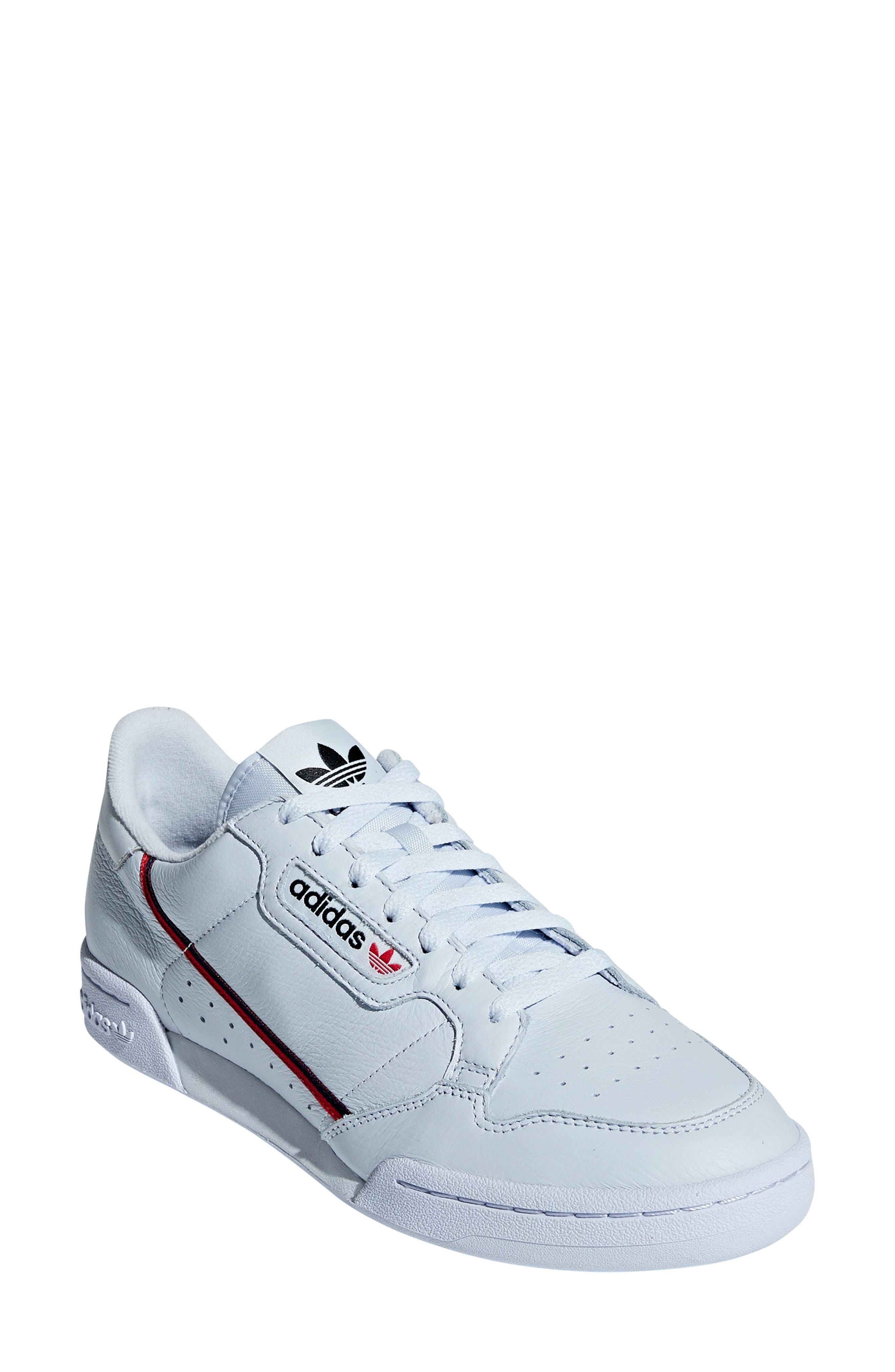 Continental 80 Sneaker,                             Main thumbnail 1, color,                             AERO BLUE/ SCARLET/ NAVY
