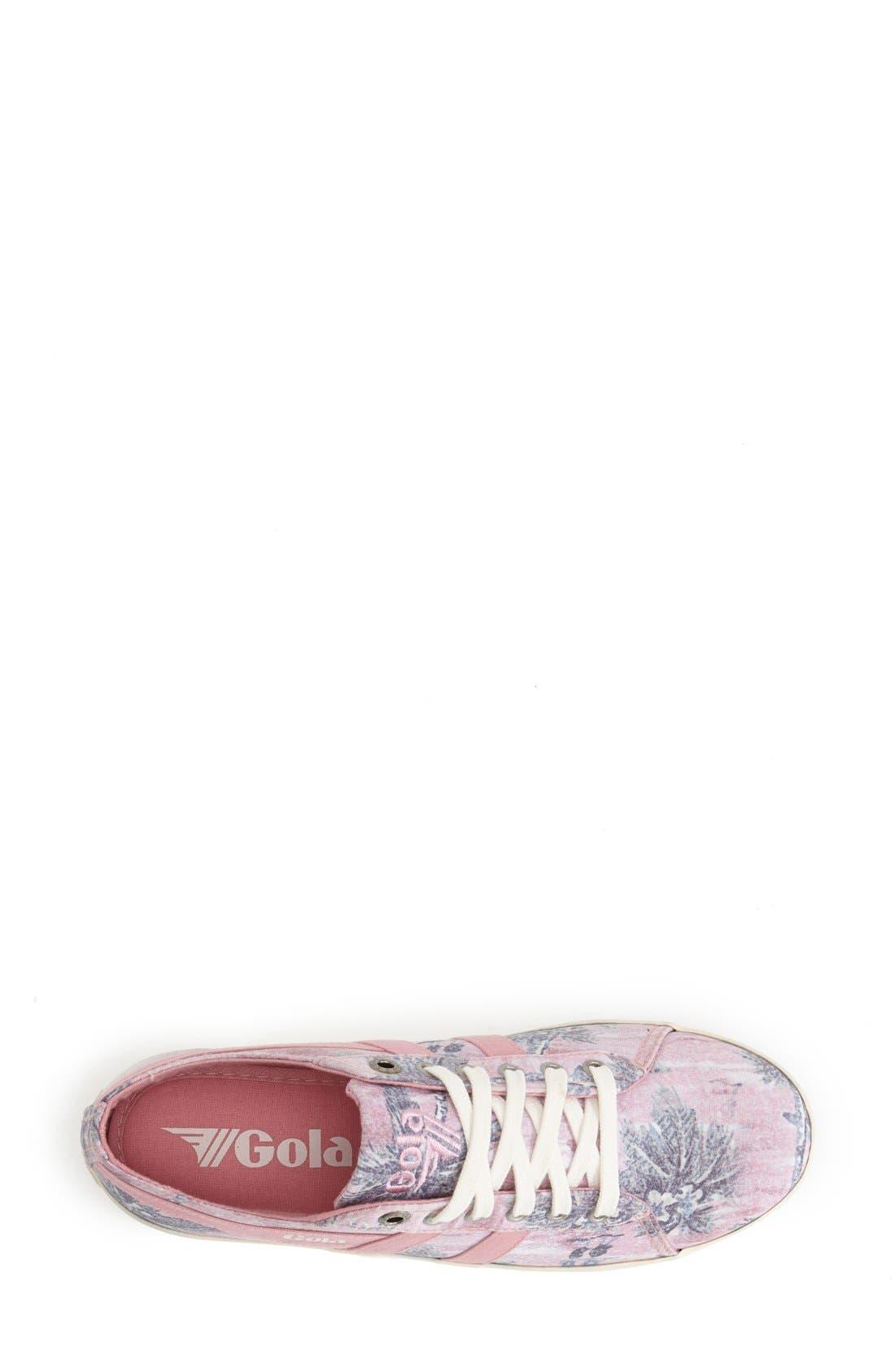'Jasmine Aloha' Sneaker,                             Alternate thumbnail 4, color,                             650