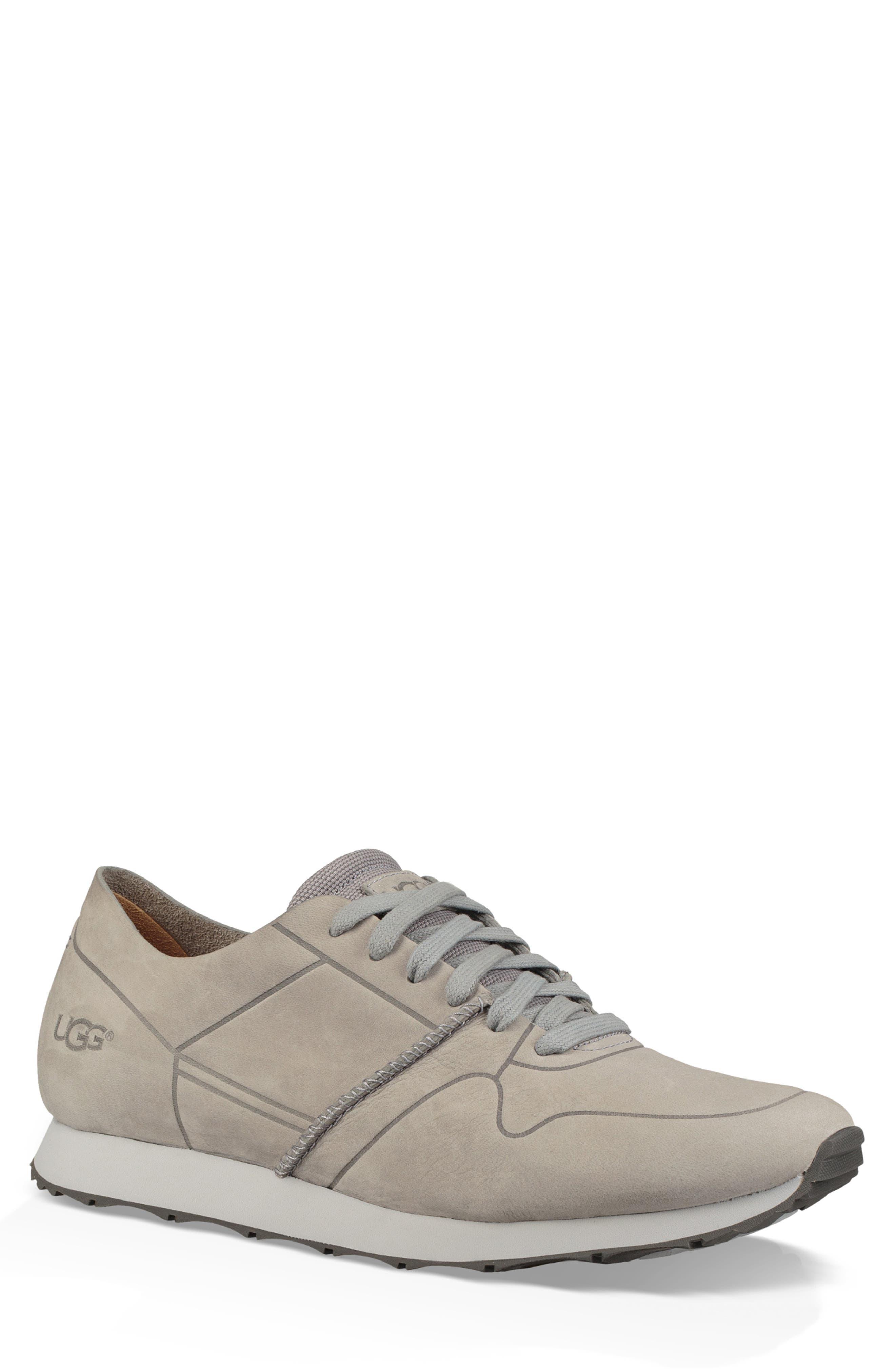 Trigo Unlined Sneaker,                             Main thumbnail 1, color,                             SEAL