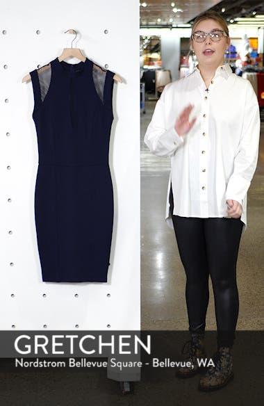 Galactica Body-Con Dress, sales video thumbnail