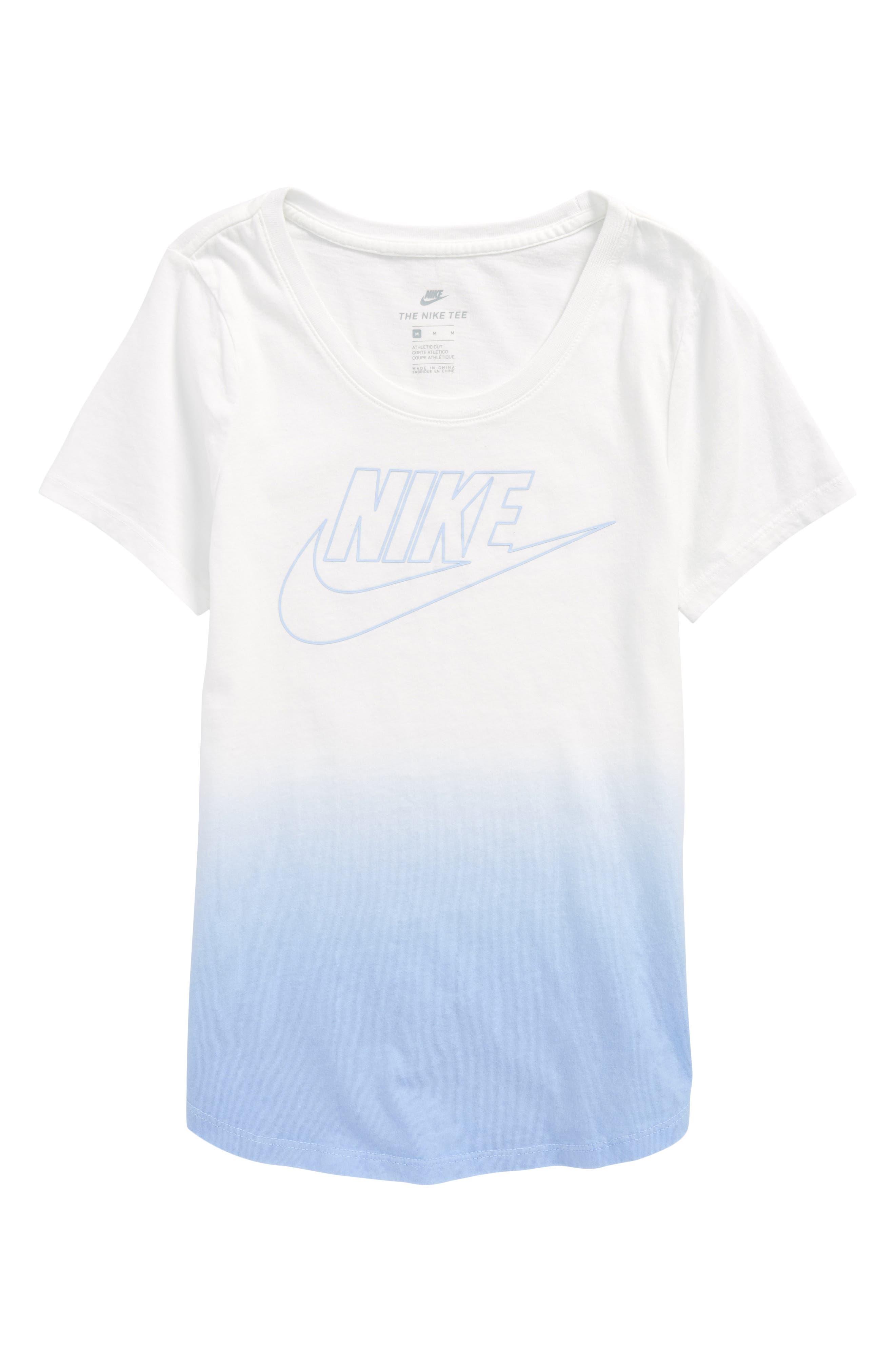 Sportswear Futura Pastel Graphic Tee,                         Main,                         color, 135