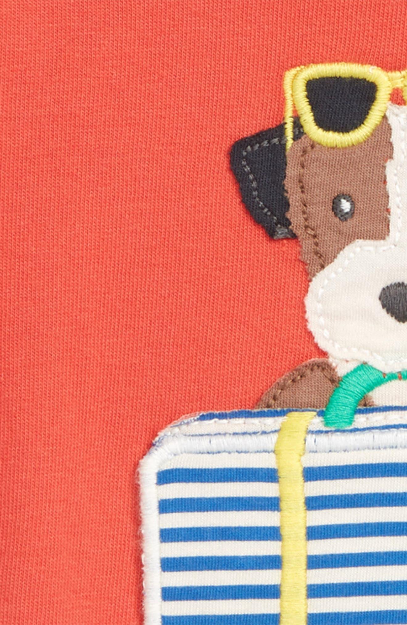 MINI BODEN,                             Peekaboo T-Shirt,                             Alternate thumbnail 2, color,                             614