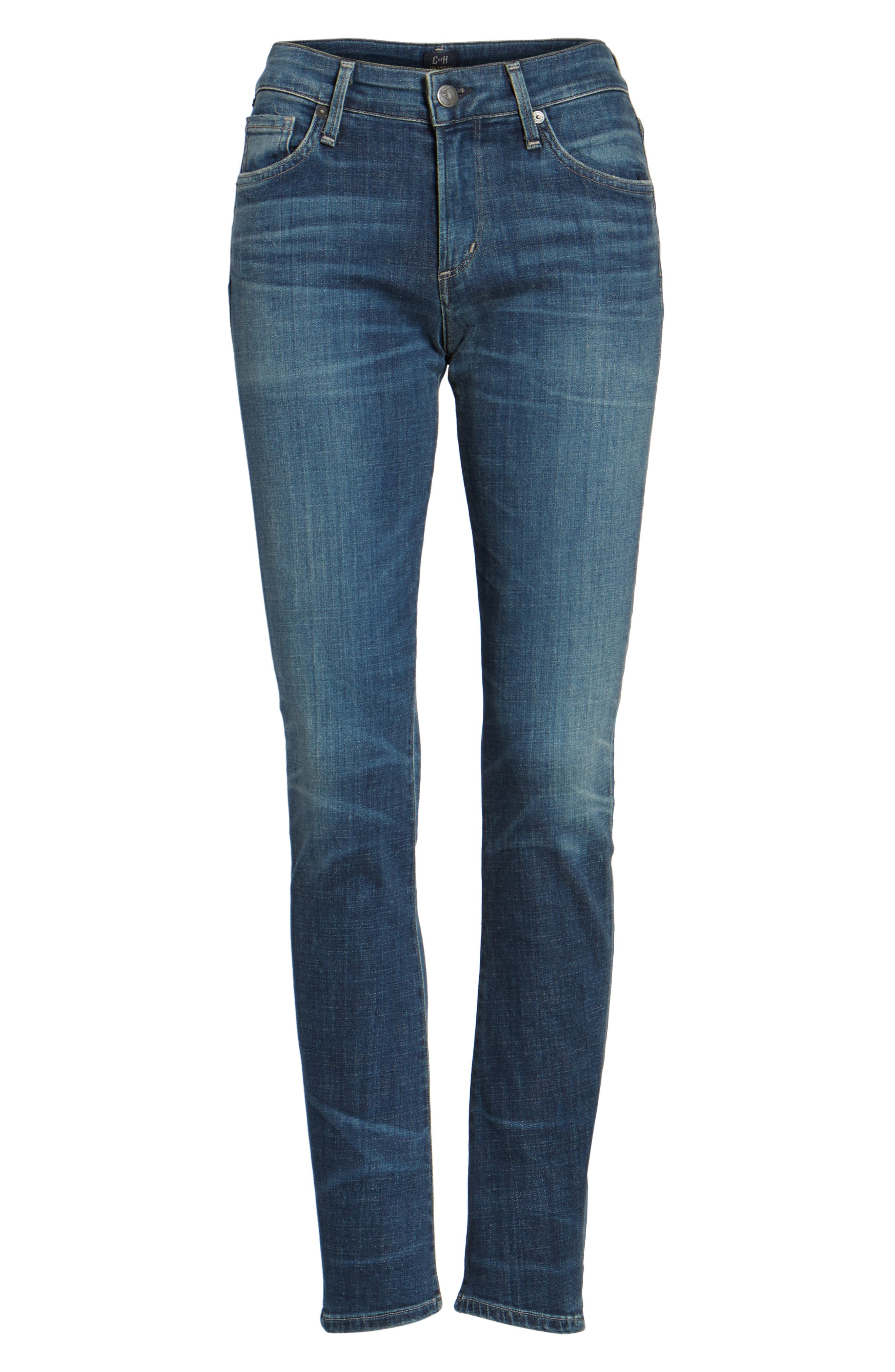 Avedon Ultra Skinny Jeans,                             Alternate thumbnail 6, color,                             455