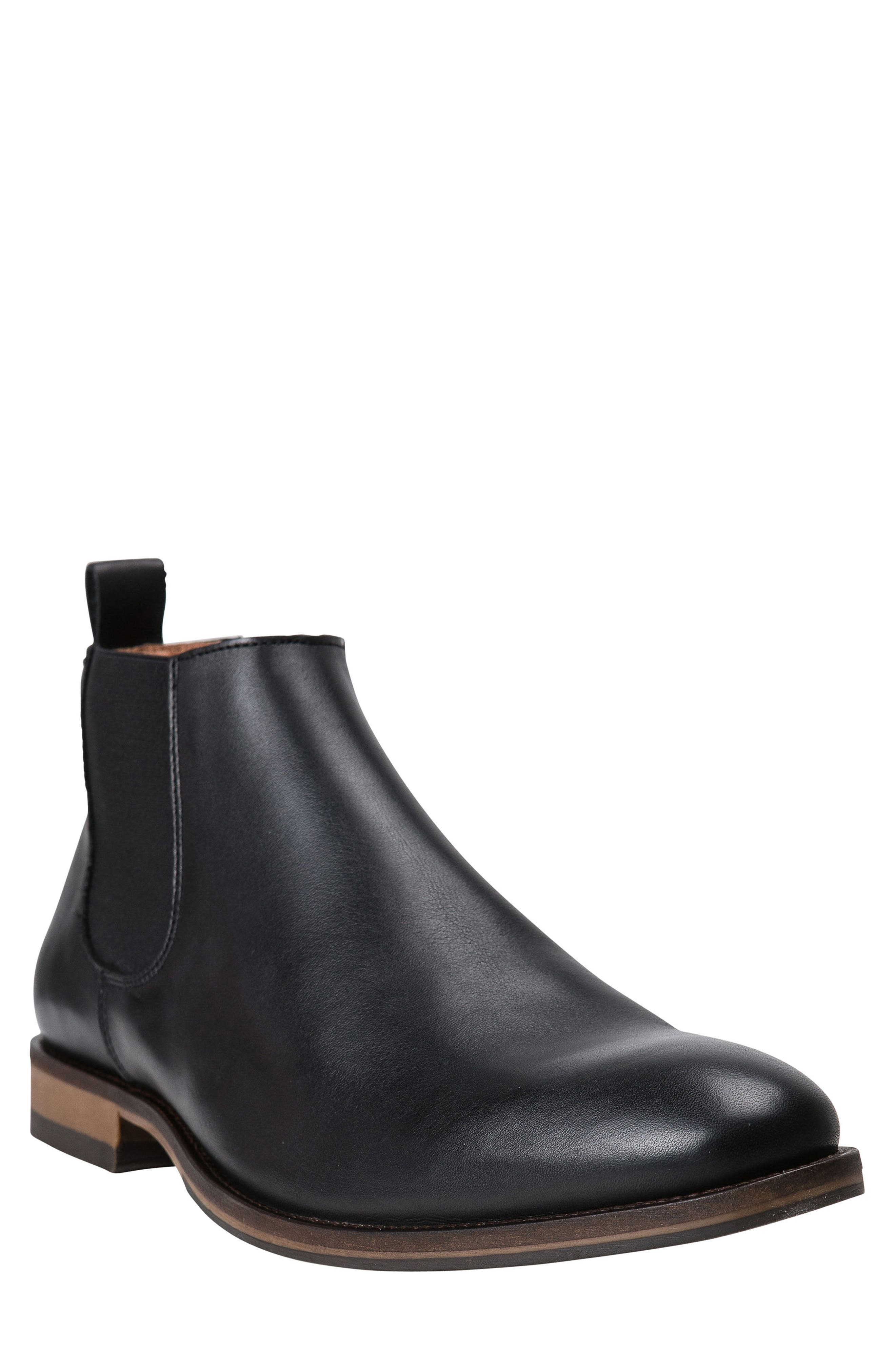 St. Stephens Chelsea Boot,                         Main,                         color, 001