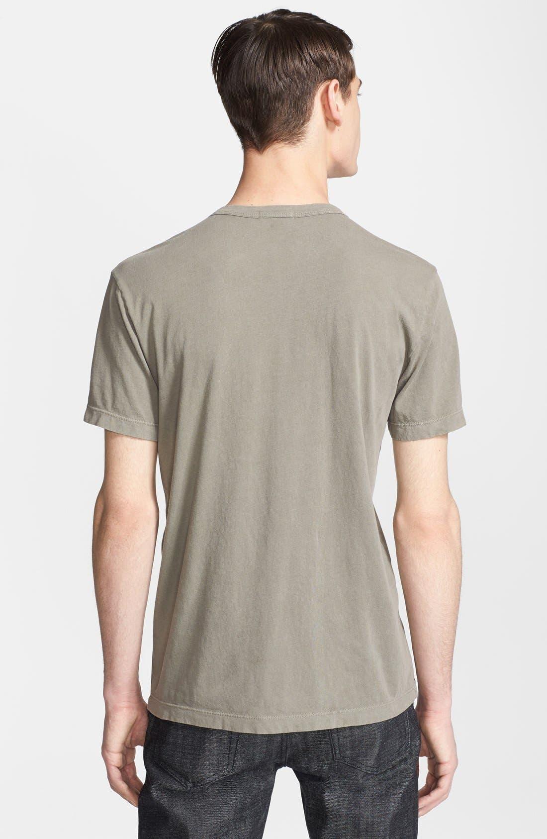 Crewneck Jersey T-Shirt,                             Alternate thumbnail 268, color,