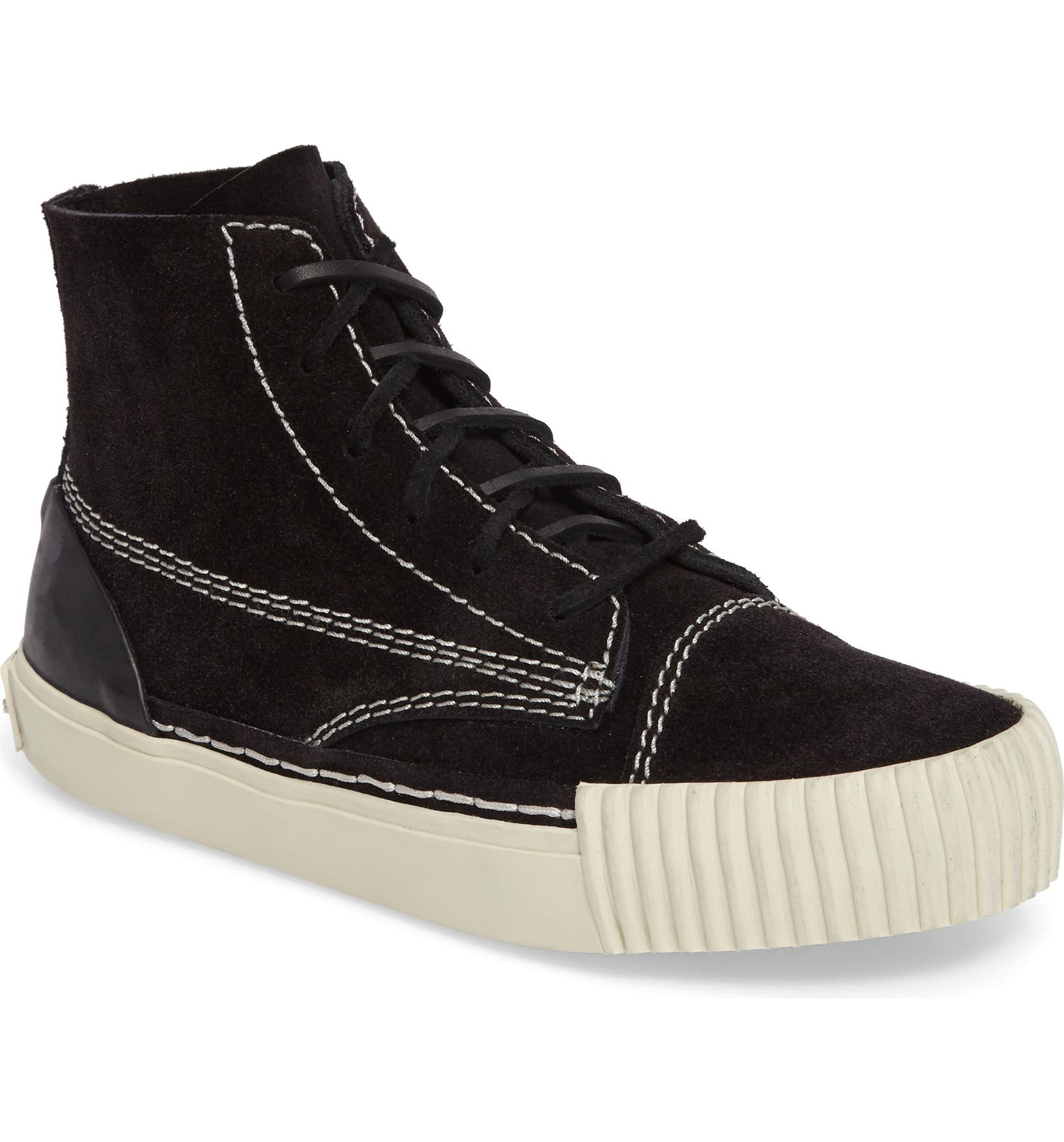 2697ad21b3e2  Perry  Suede High Top Sneaker