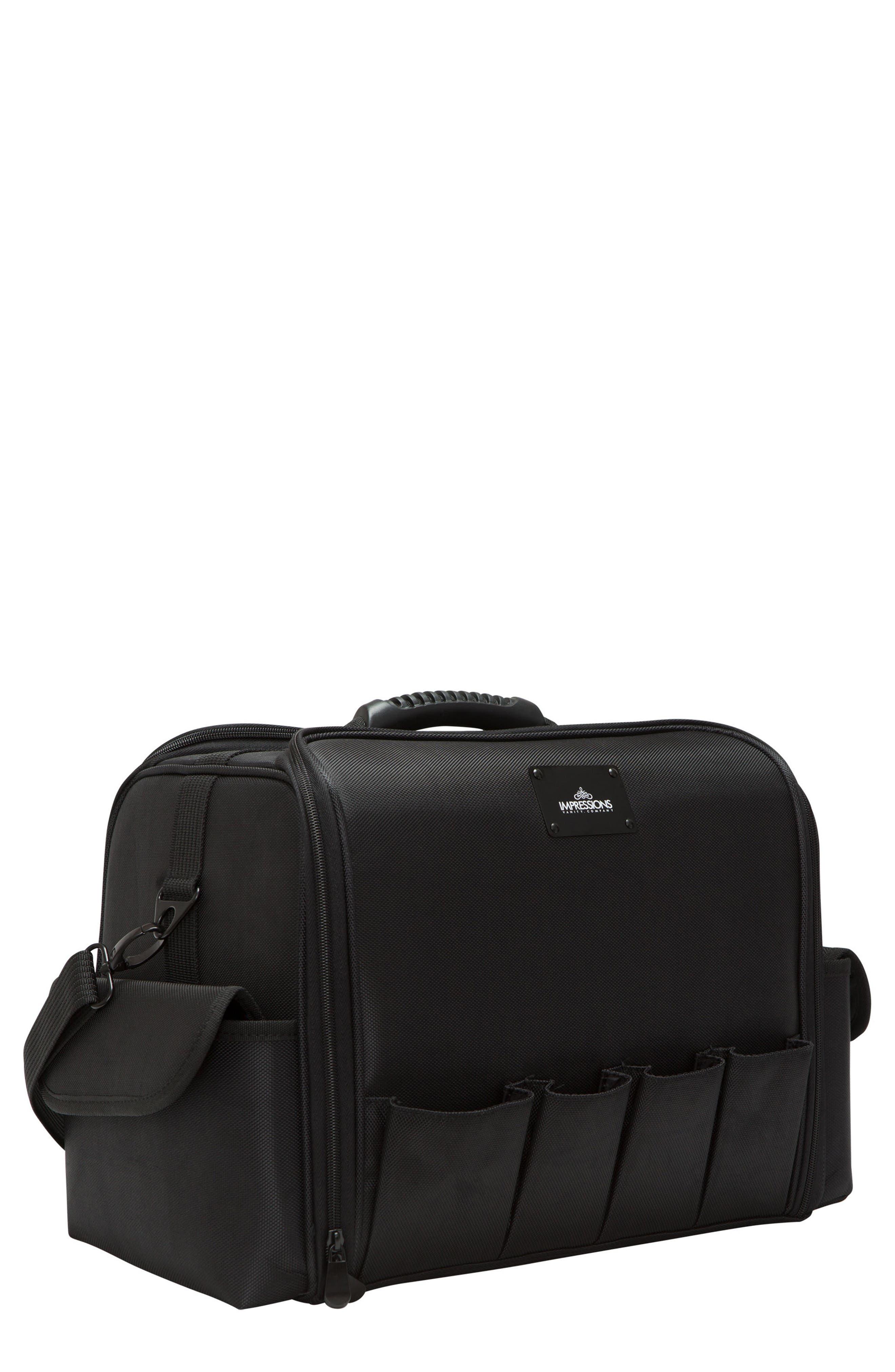 SLAYssentials Pro 12-Inch Case,                             Main thumbnail 1, color,                             BLACK