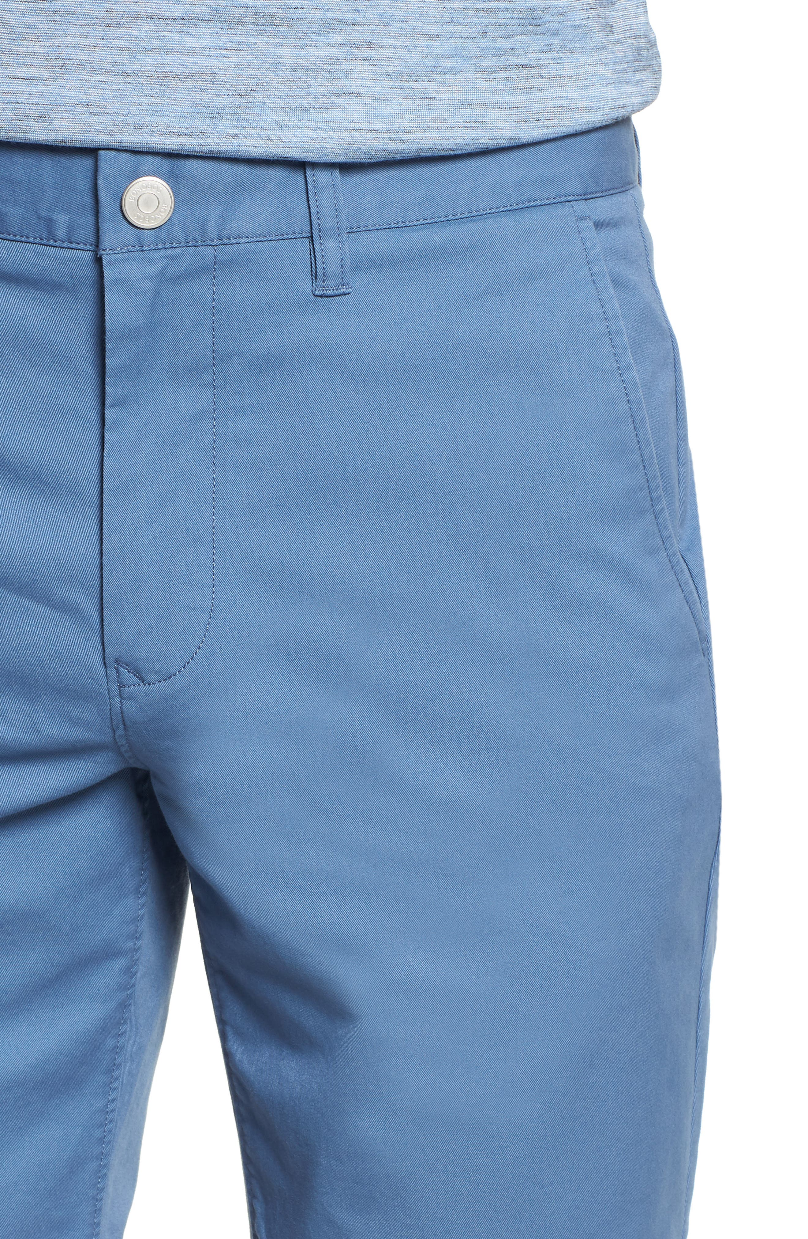 Stretch Washed Chino 11-Inch Shorts,                             Alternate thumbnail 72, color,