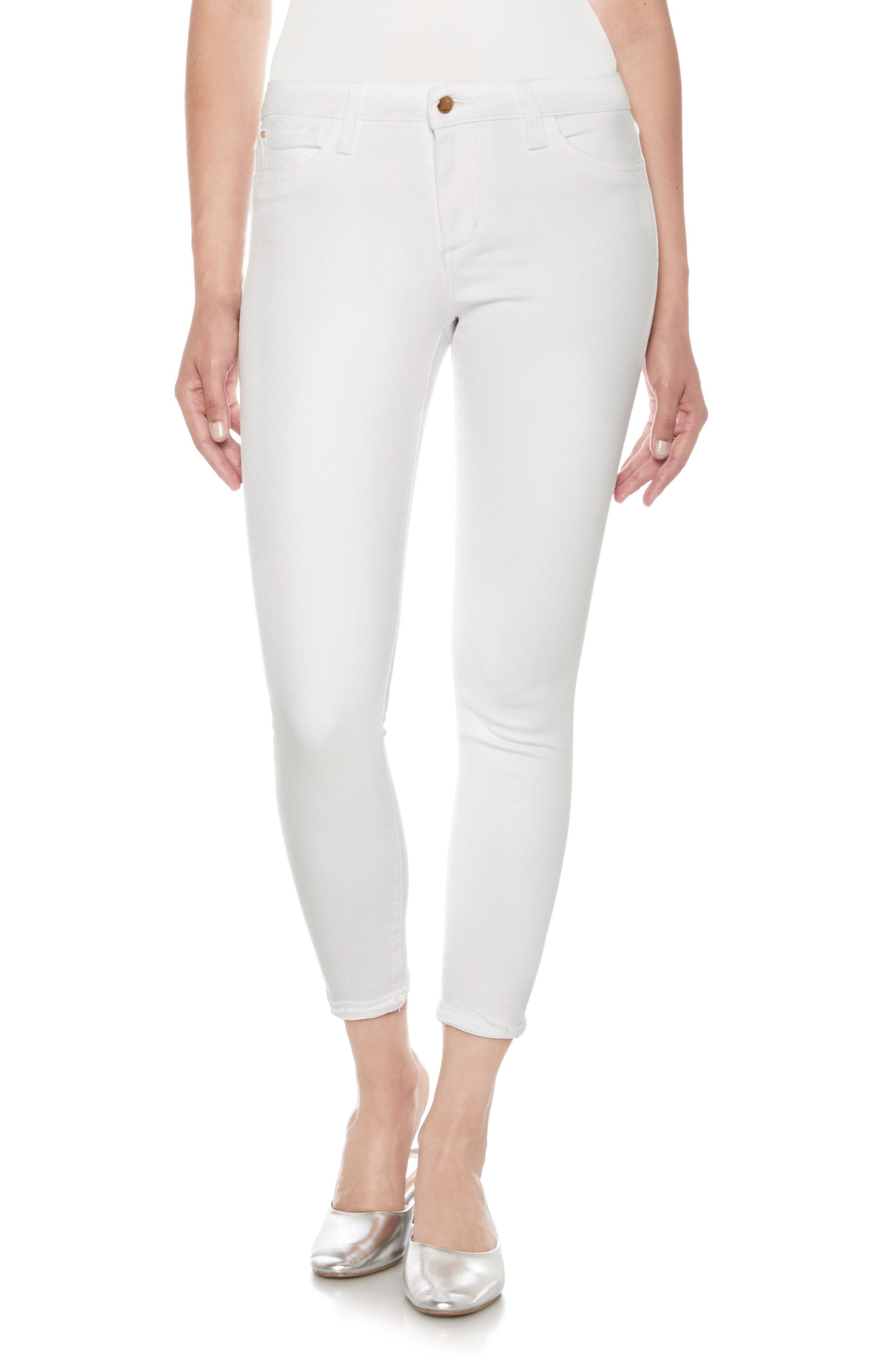 Icon Ankle Skinny Jeans,                         Main,                         color, HENNIE
