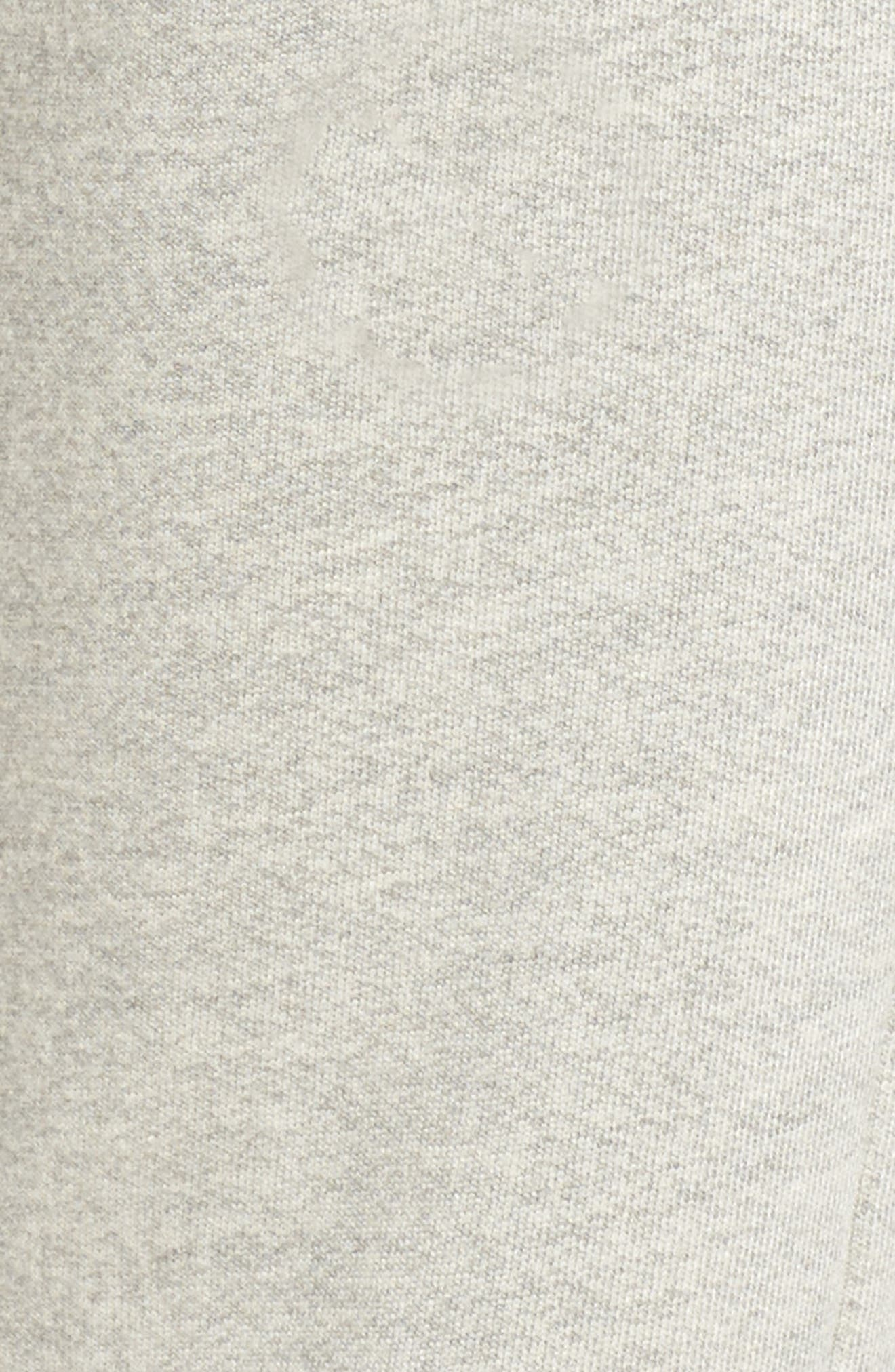Stripe Flare Sweatpants,                             Alternate thumbnail 5, color,                             039