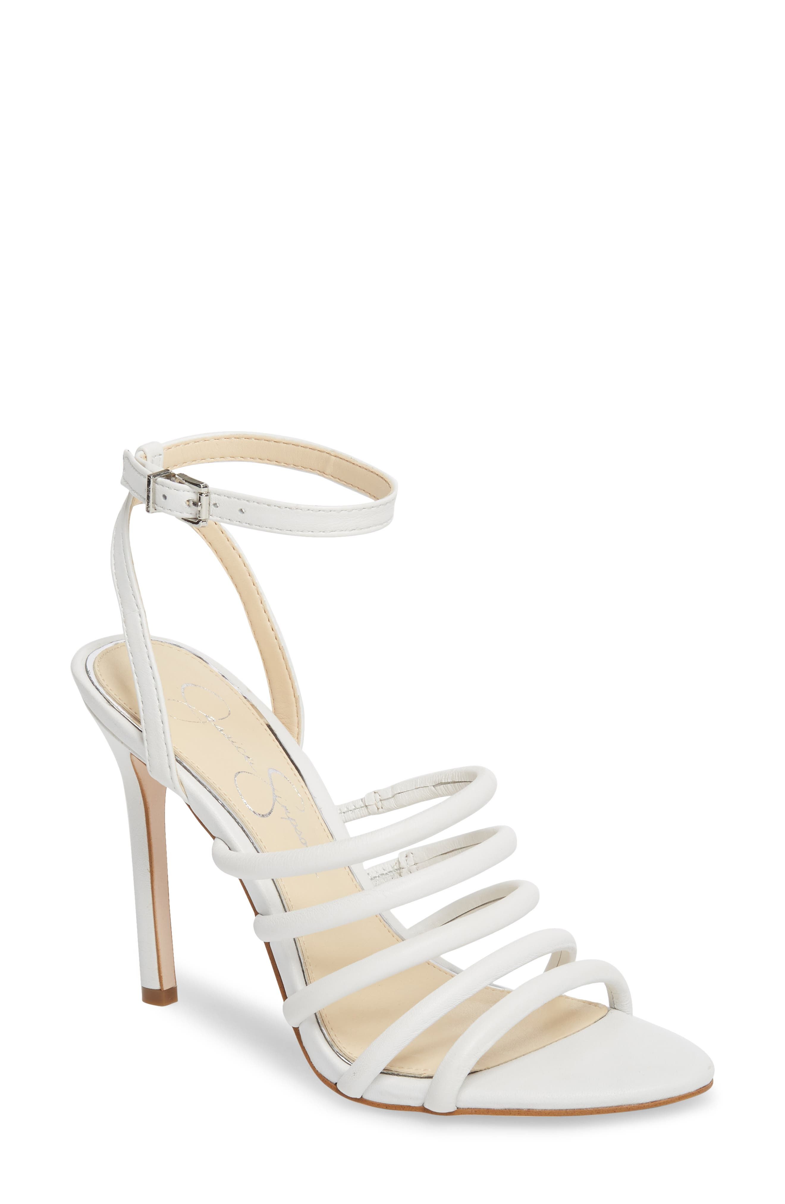 Joselle Strappy Sandal,                             Main thumbnail 2, color,