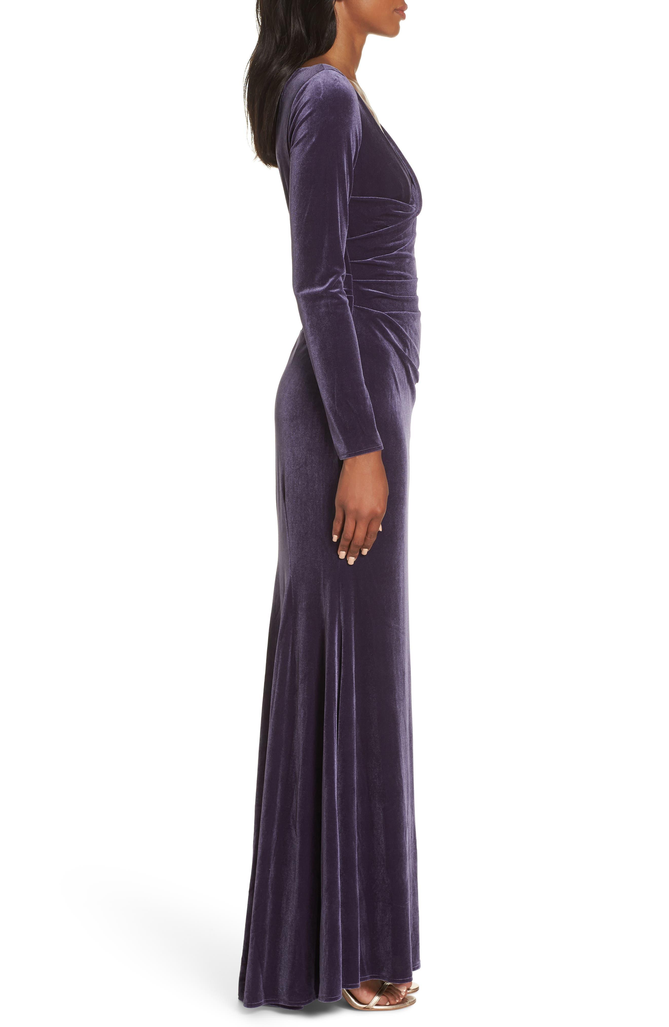Velvet Gown,                             Alternate thumbnail 11, color,