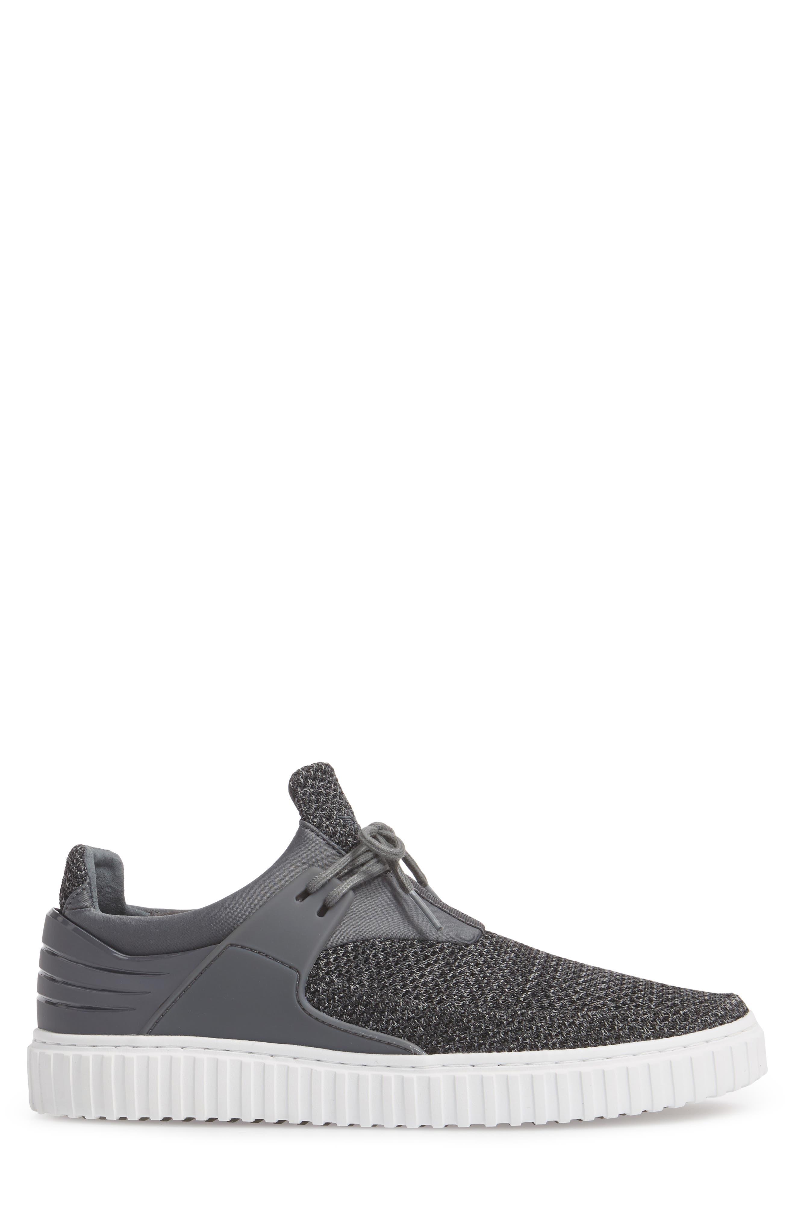 Castucci Knit Sneaker,                             Alternate thumbnail 3, color,                             021