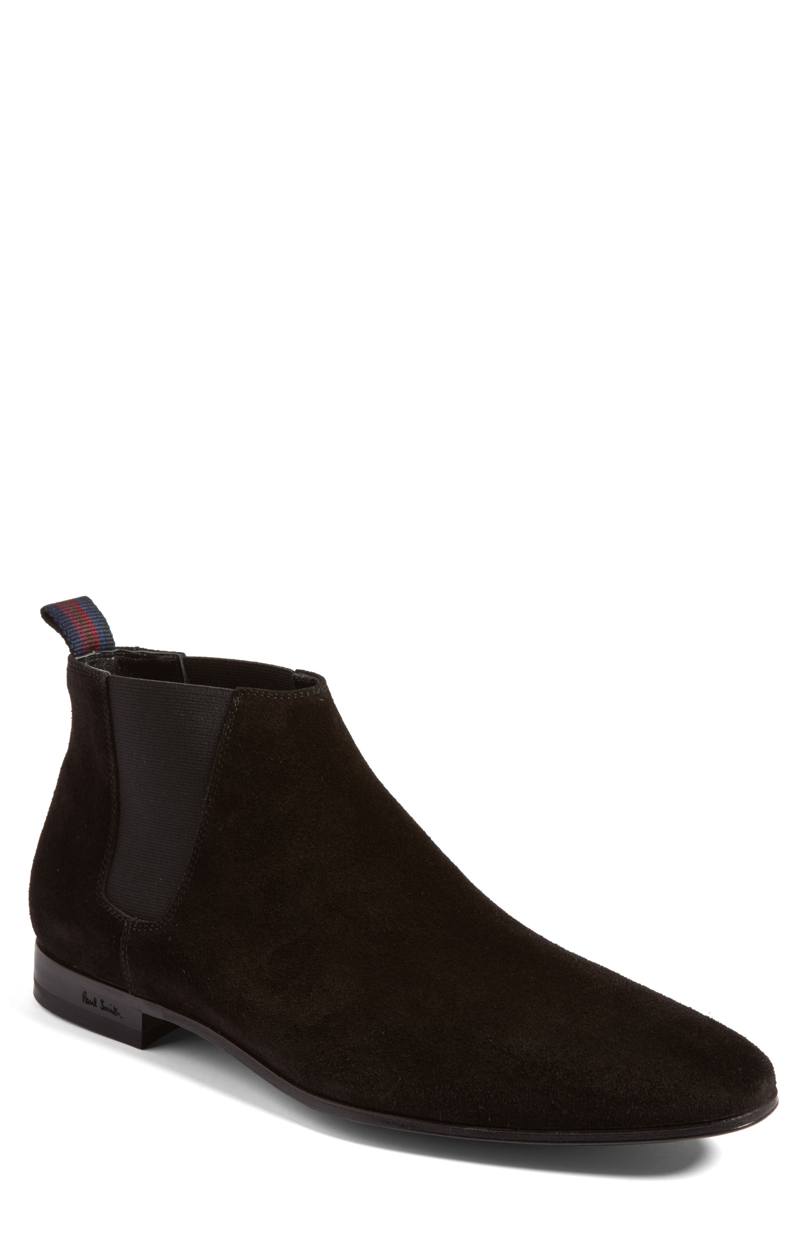 Marlowe Chelsea Boot,                         Main,                         color, 001