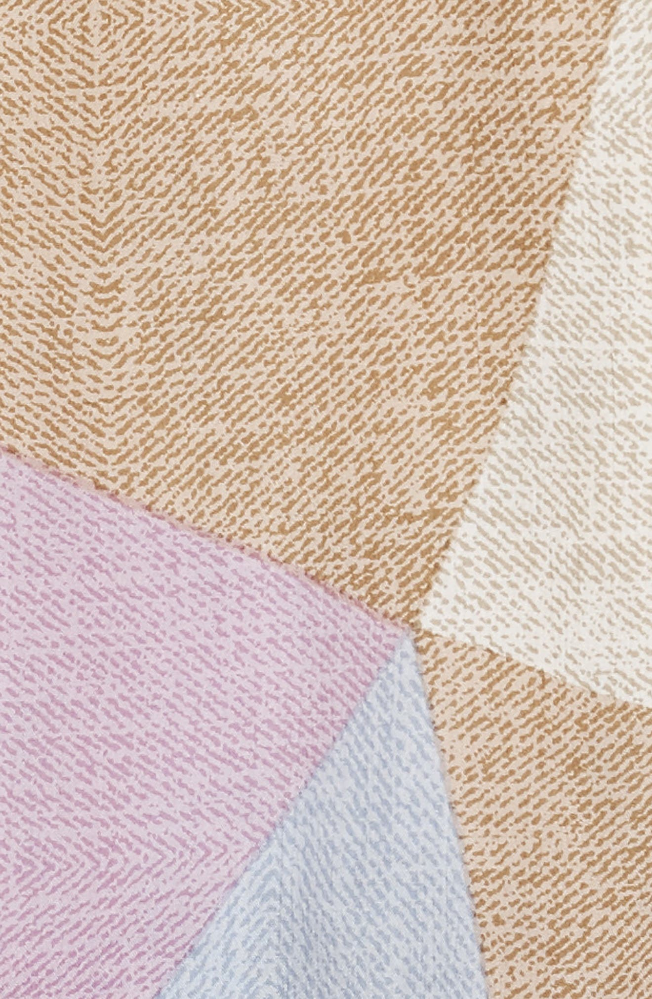 Jones Handkerchief Hem Dress,                             Alternate thumbnail 3, color,                             804