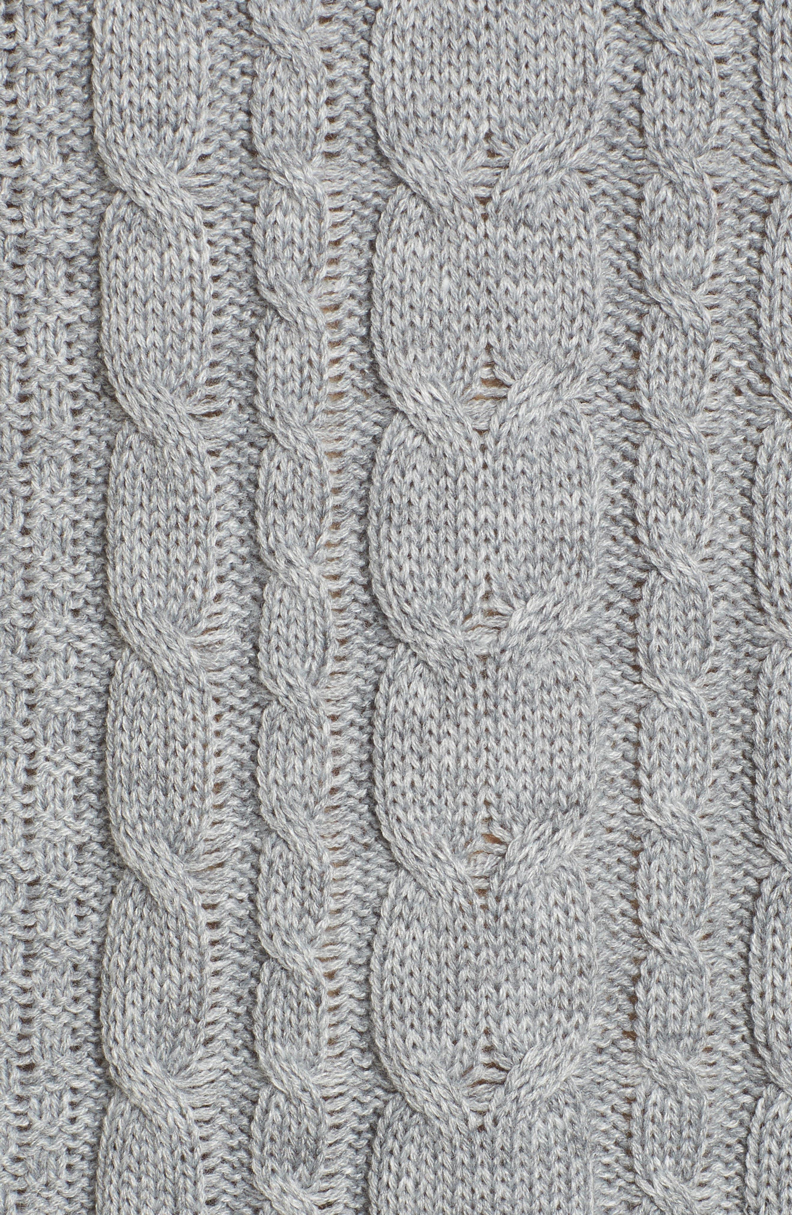 Cowl Neck Sweater Dress,                             Alternate thumbnail 5, color,                             020