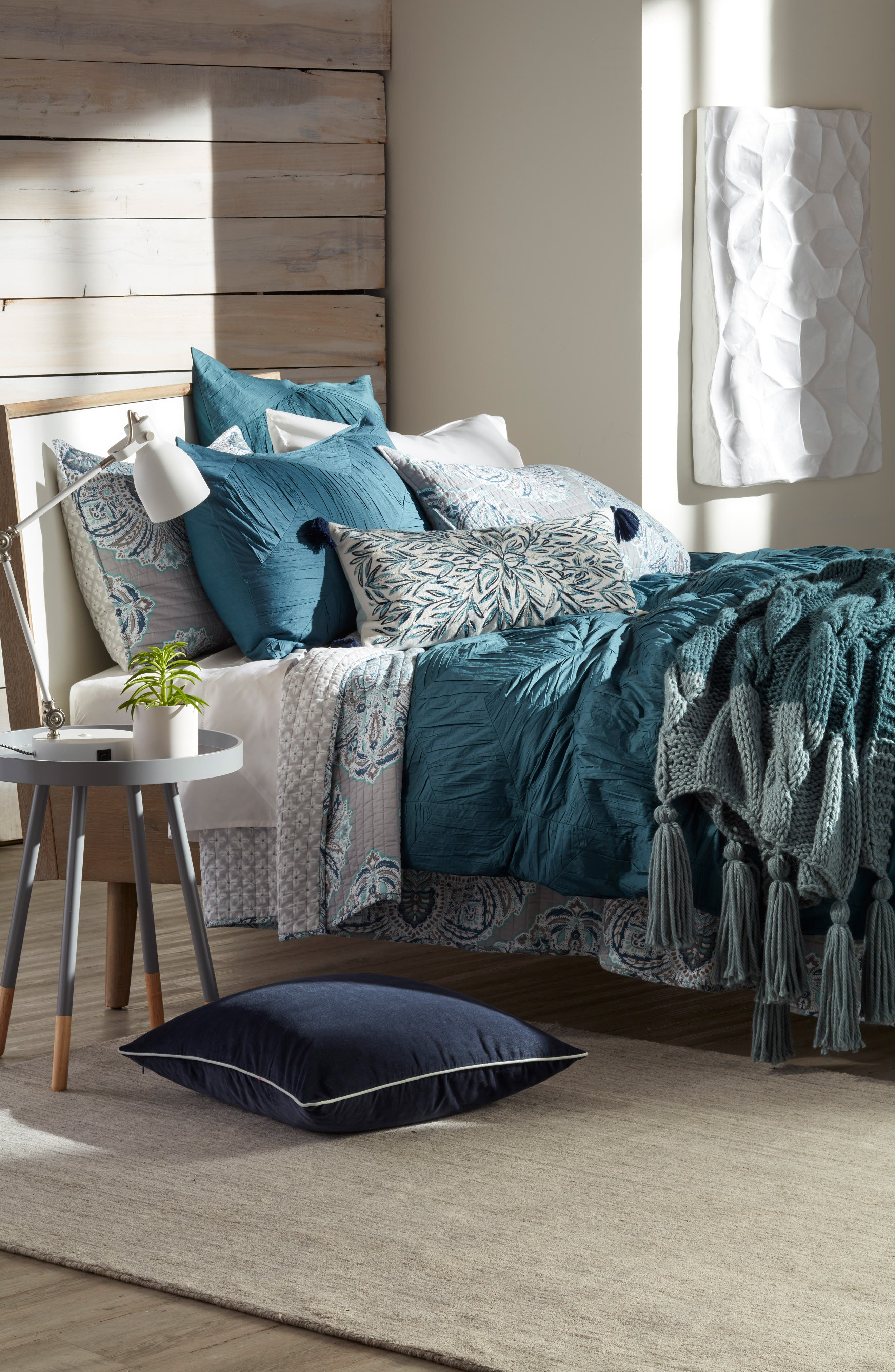 Sienna Quilt, Main, color, BLUE