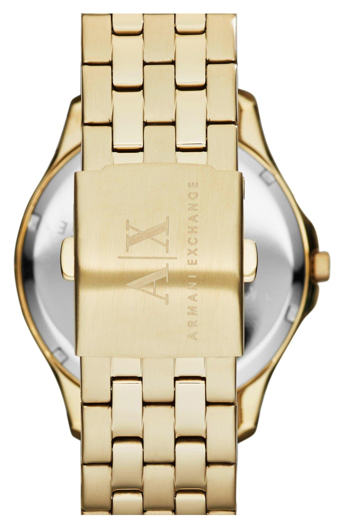 Round Bracelet Watch, 45mm,                             Alternate thumbnail 11, color,