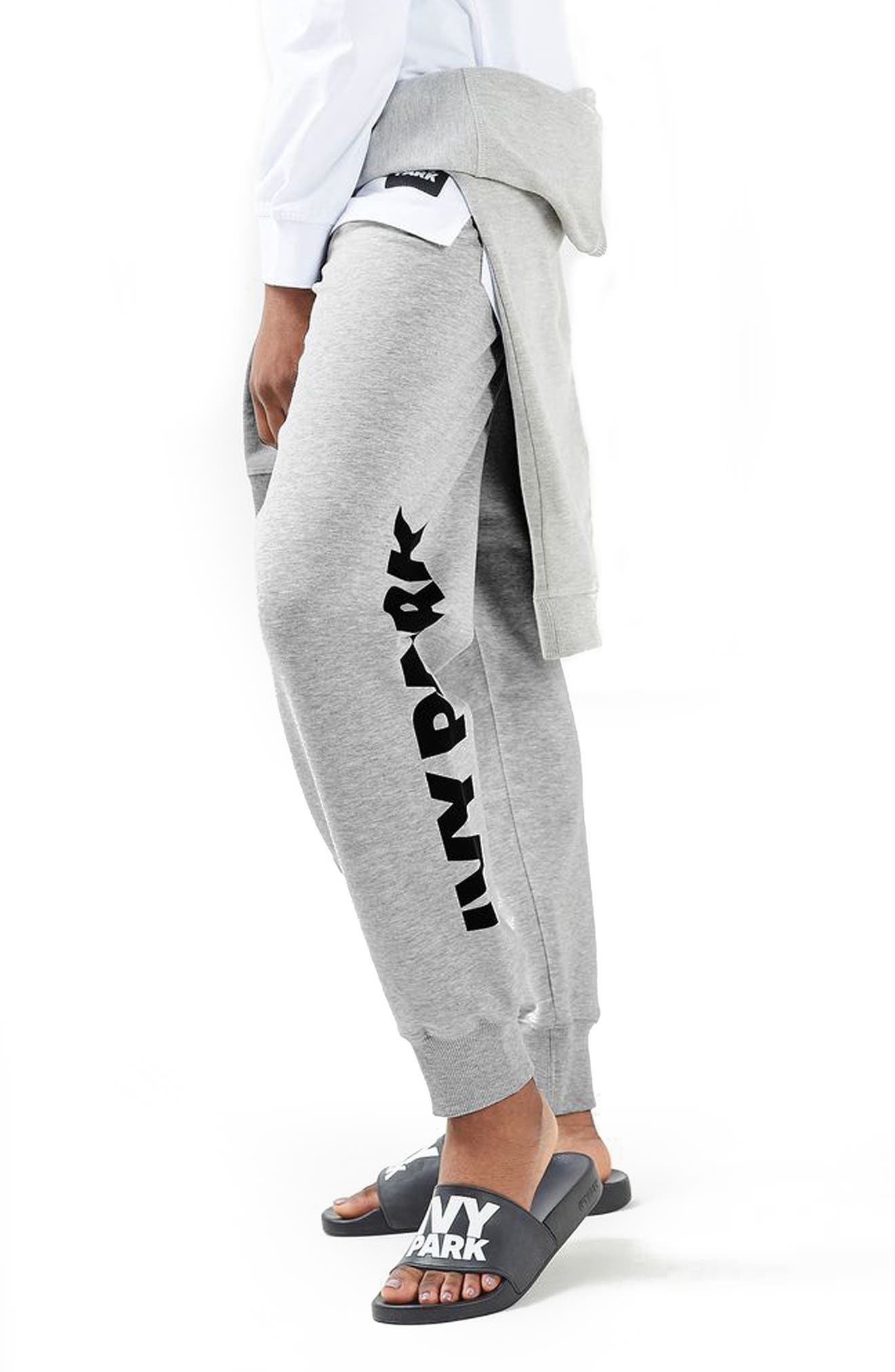 Logo Jogger Pants,                             Alternate thumbnail 3, color,                             020