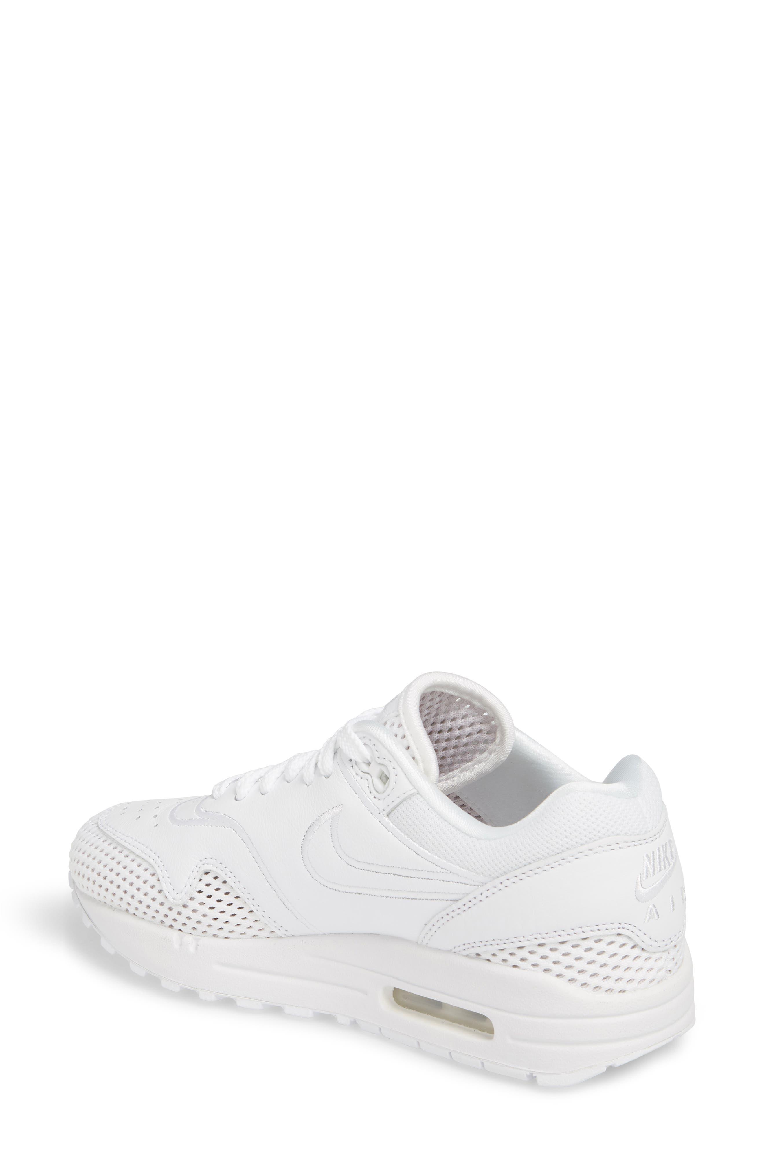 Air Max 1 SI Sneaker,                             Alternate thumbnail 2, color,                             100