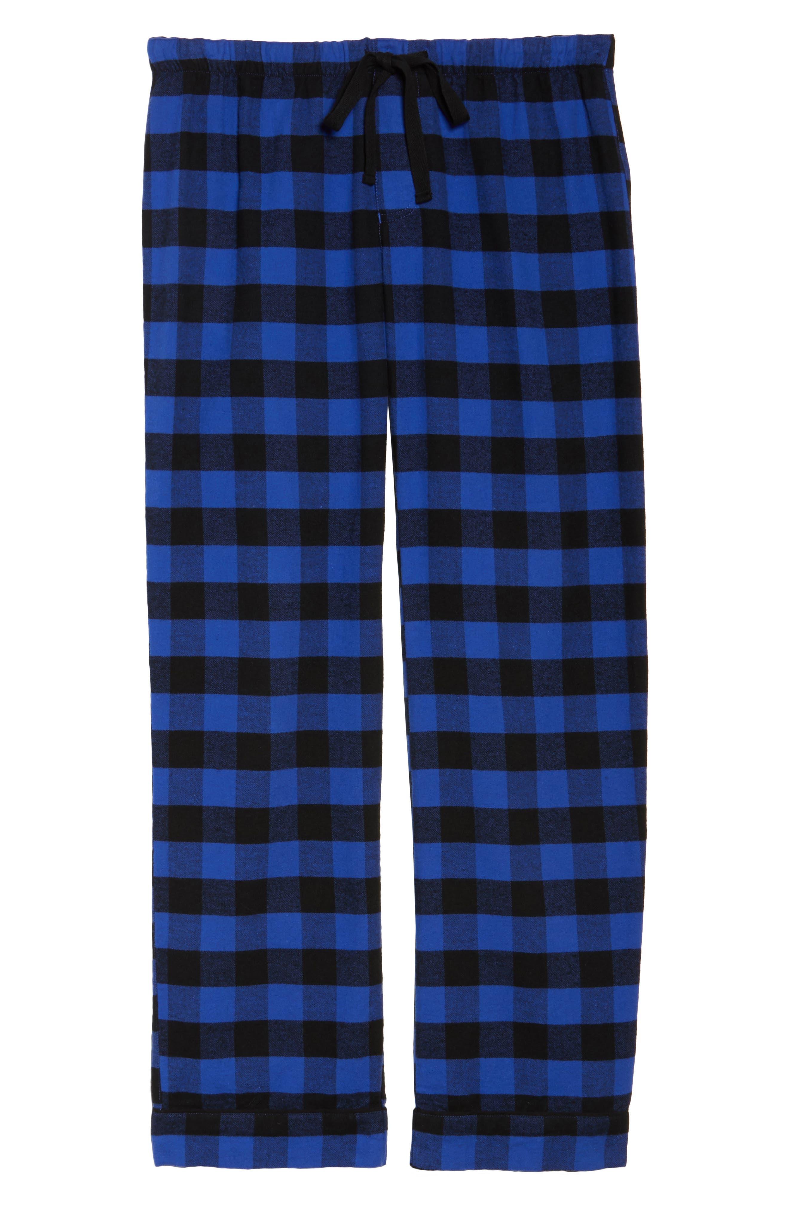 Pajama Pants,                             Alternate thumbnail 6, color,                             409
