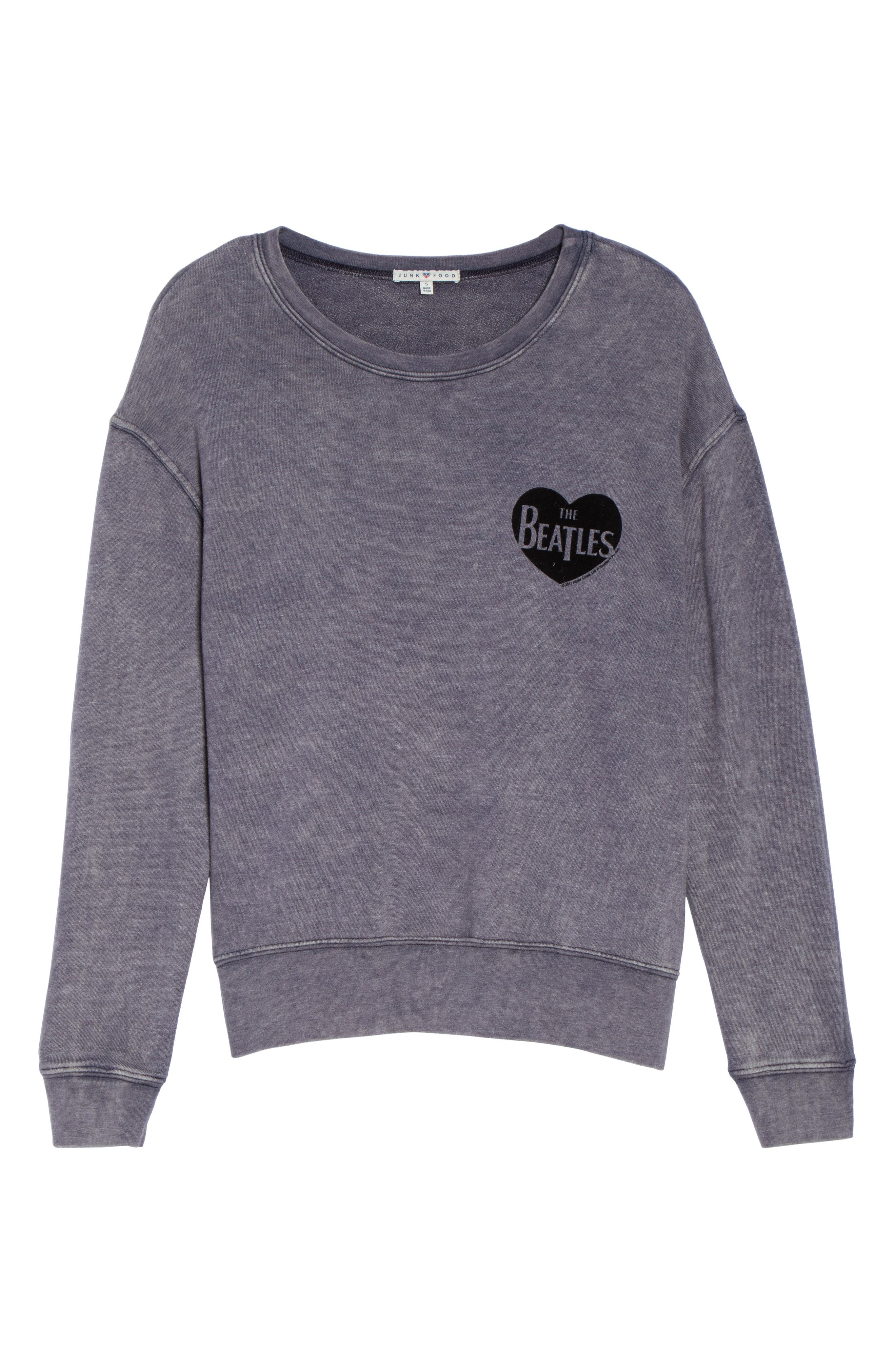 Beatles Pullover,                             Alternate thumbnail 6, color,