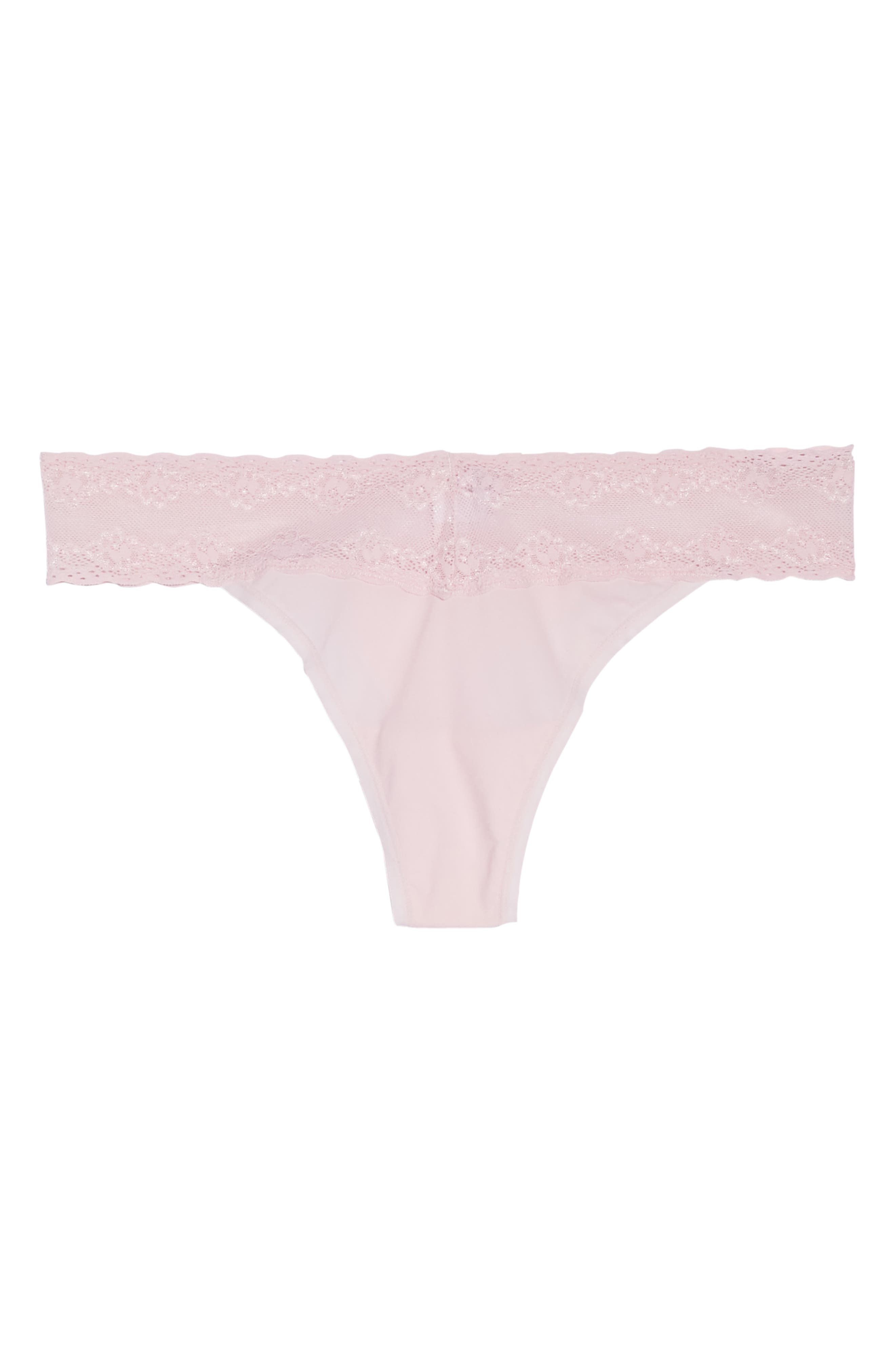 Bliss Perfection Thong,                             Alternate thumbnail 503, color,