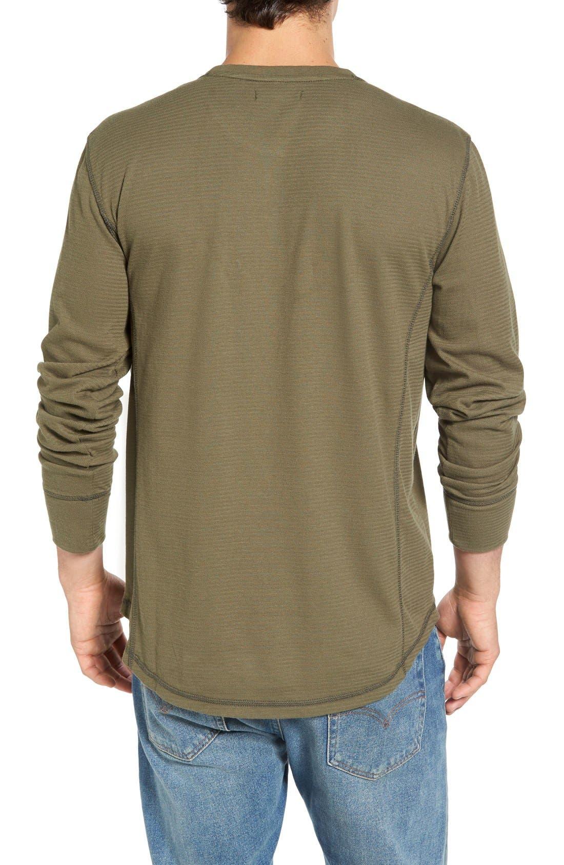Larsen Zigzag Thermal T-Shirt,                             Alternate thumbnail 7, color,