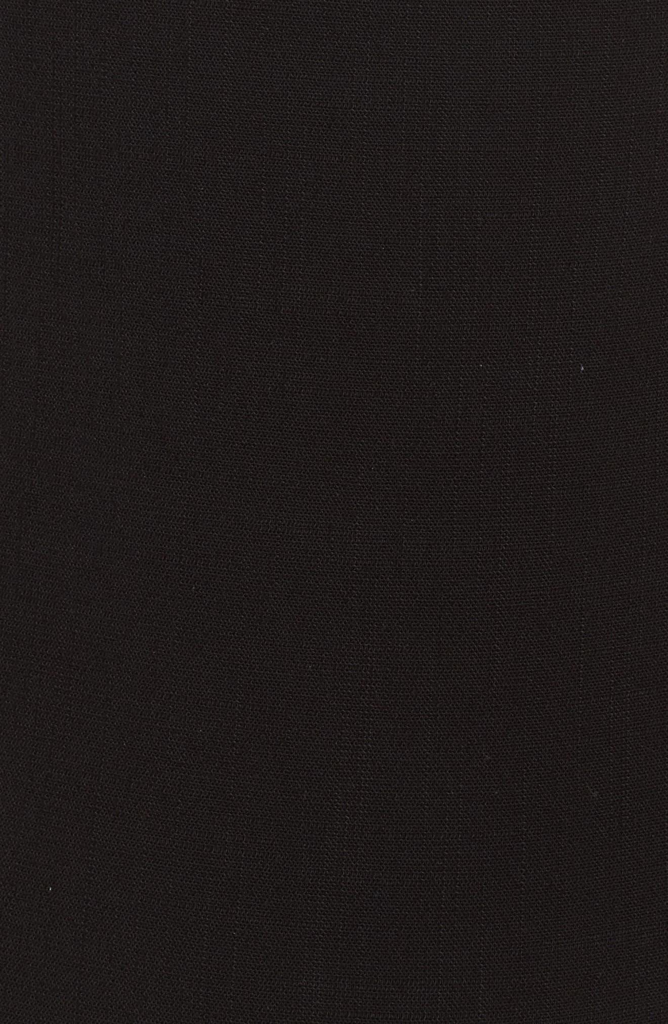Pippa Thong Bodysuit,                             Alternate thumbnail 5, color,                             001