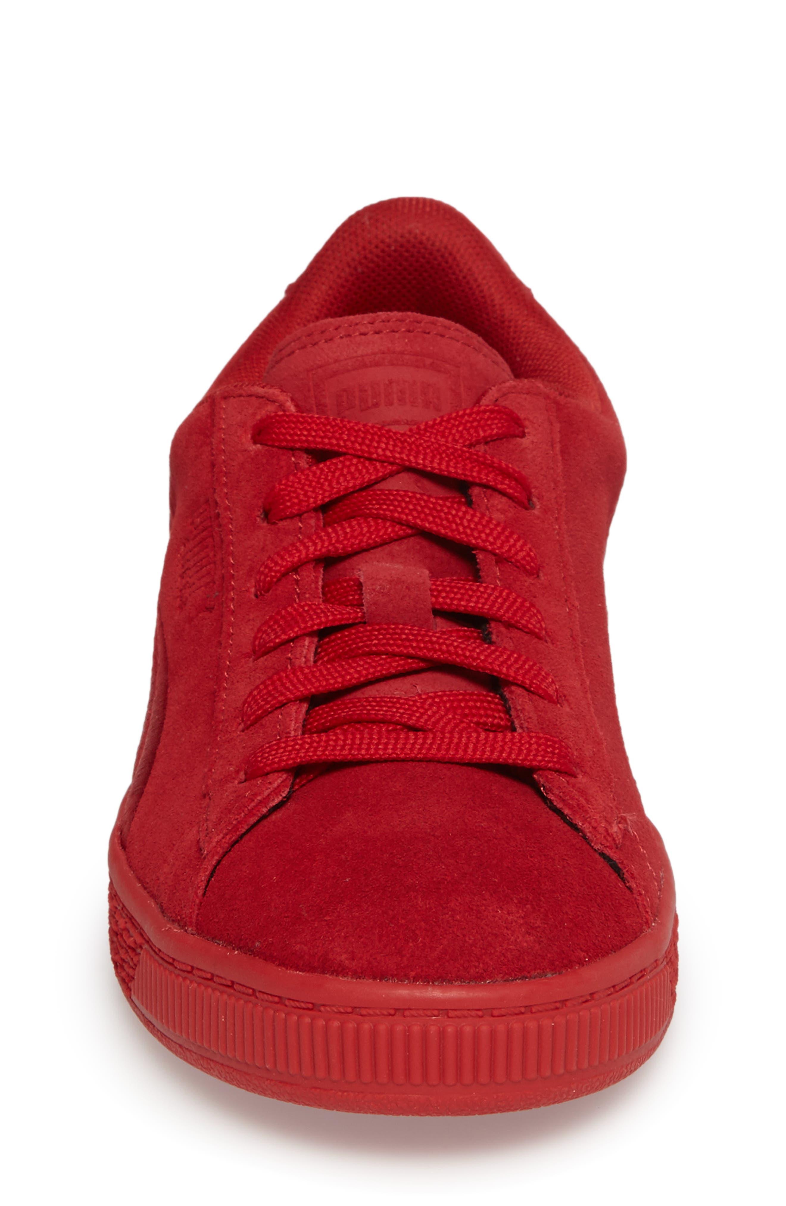 Classic Badge Sneaker,                             Alternate thumbnail 4, color,                             600