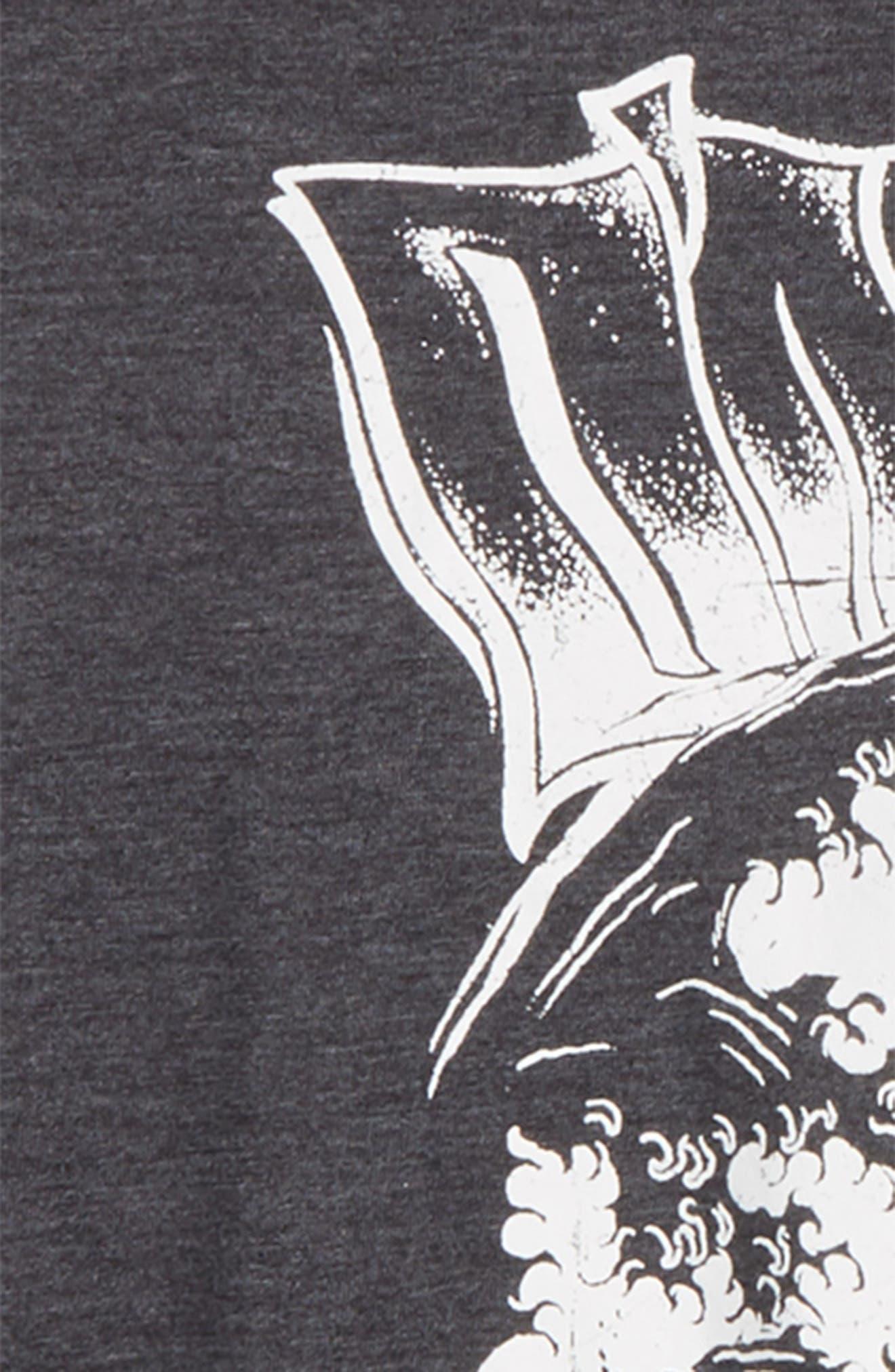 Zone T-Shirt,                             Alternate thumbnail 2, color,                             003